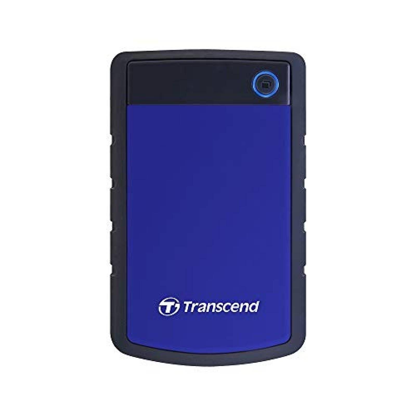 Disco Duro Externo Transcend TS2TSJ25H3B Portatil 2TB USB