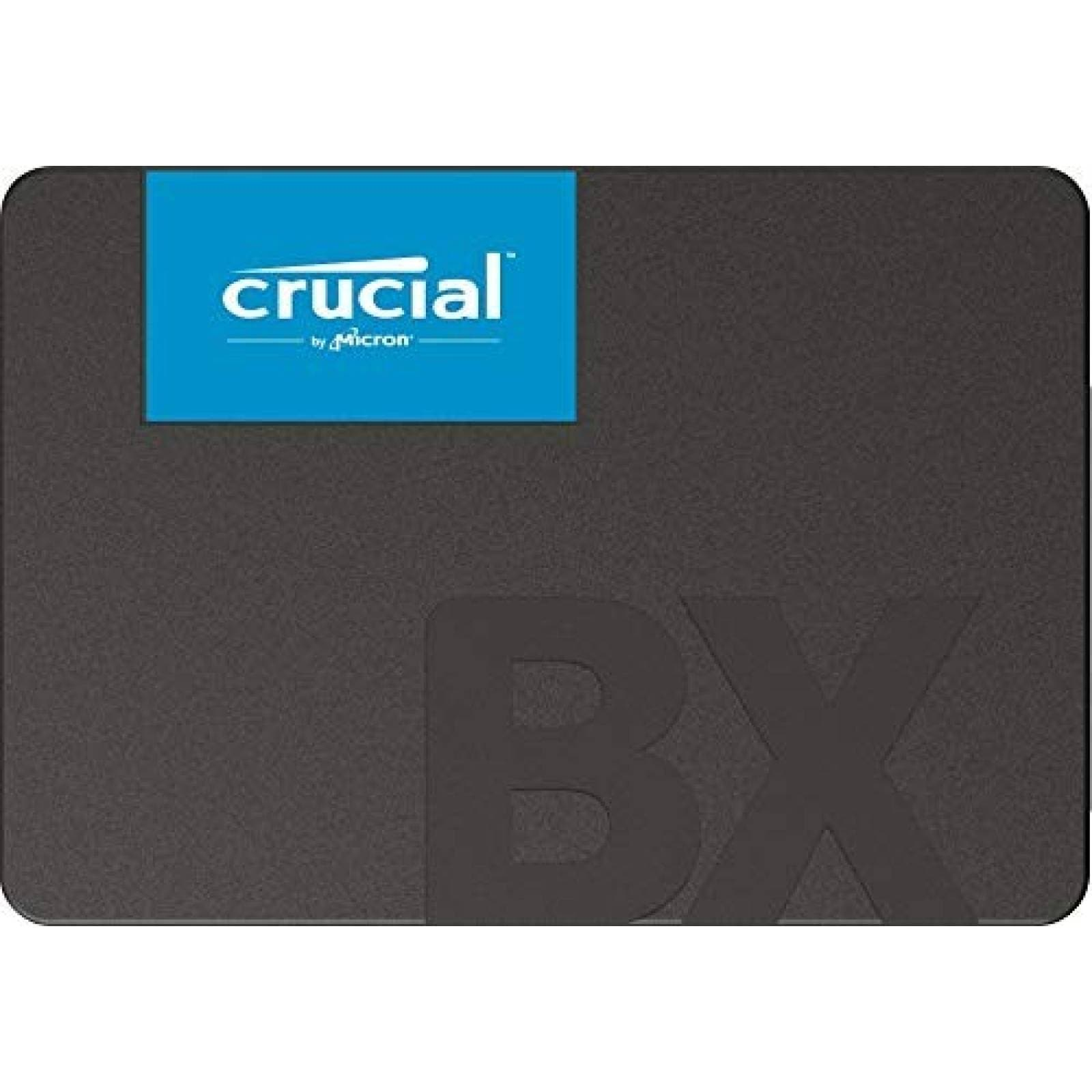 Disco Duro Interno Crucial BX500 240GB SSD