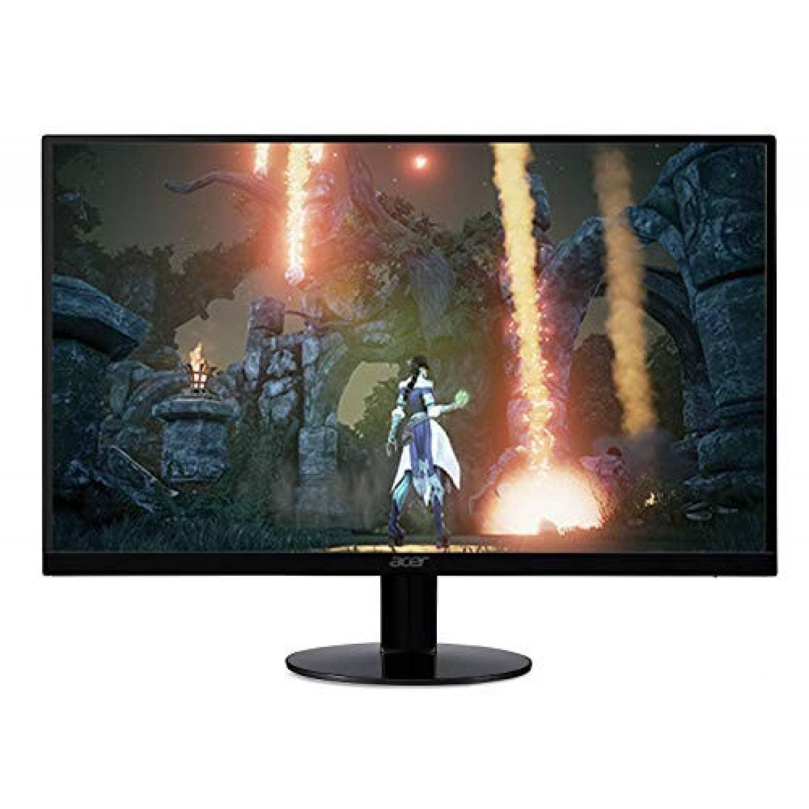 "Monitor Acer SB270 Bbix FHD 27"" 1920 x 1080 HDMI VGA -negro"