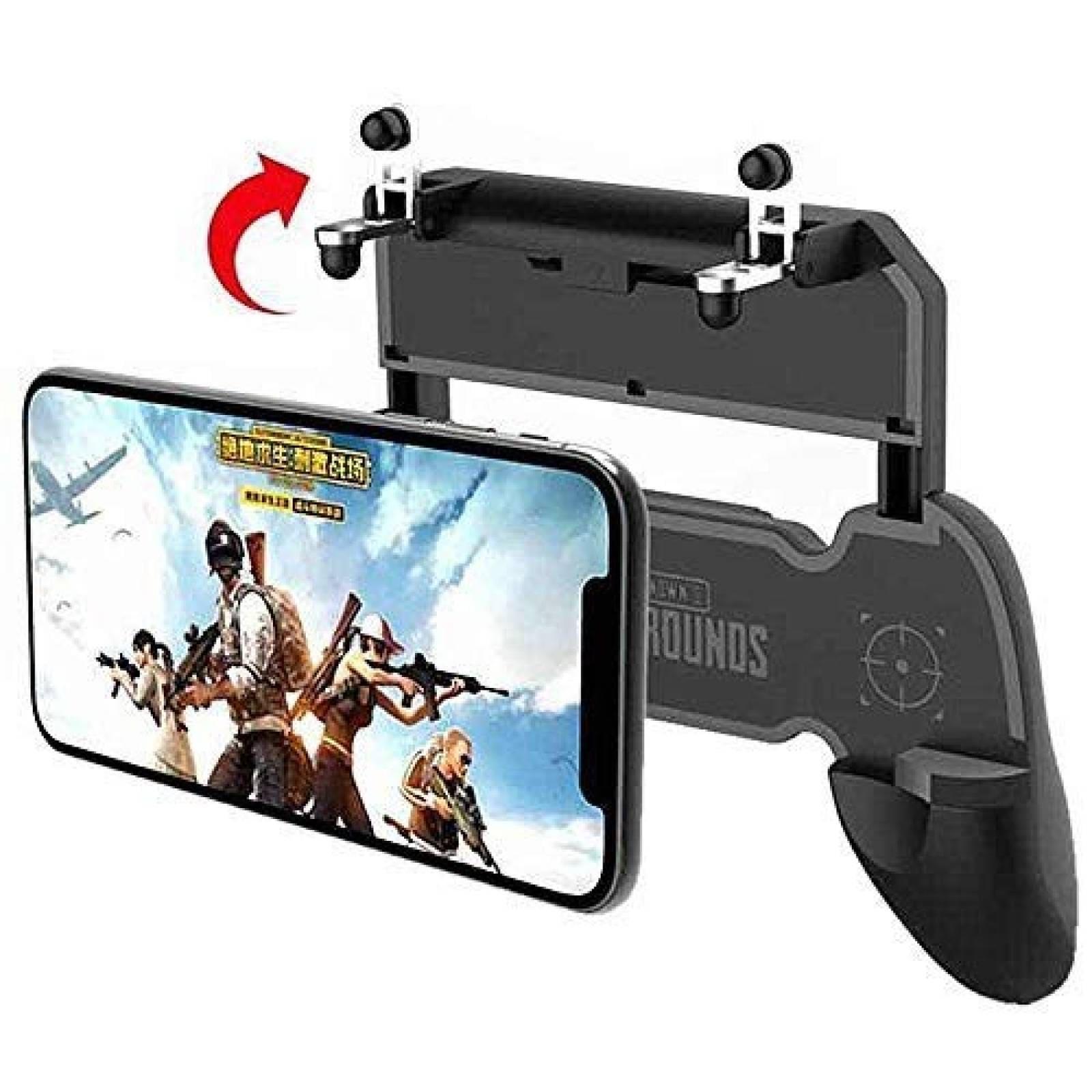 "Controlador de juego COOBILE para PUBG celular de 4-6.5"""