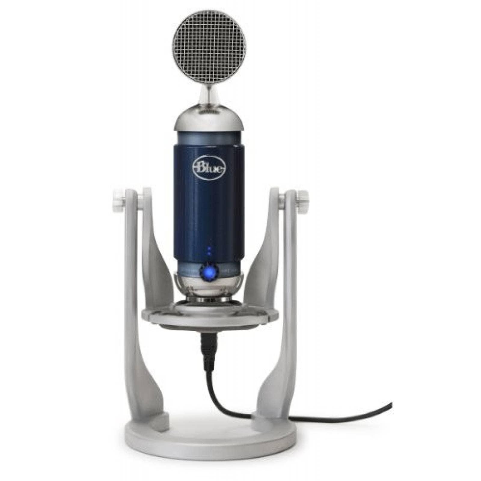 Micrófono Blue Spark Digital Lightning Condensador Cardioide