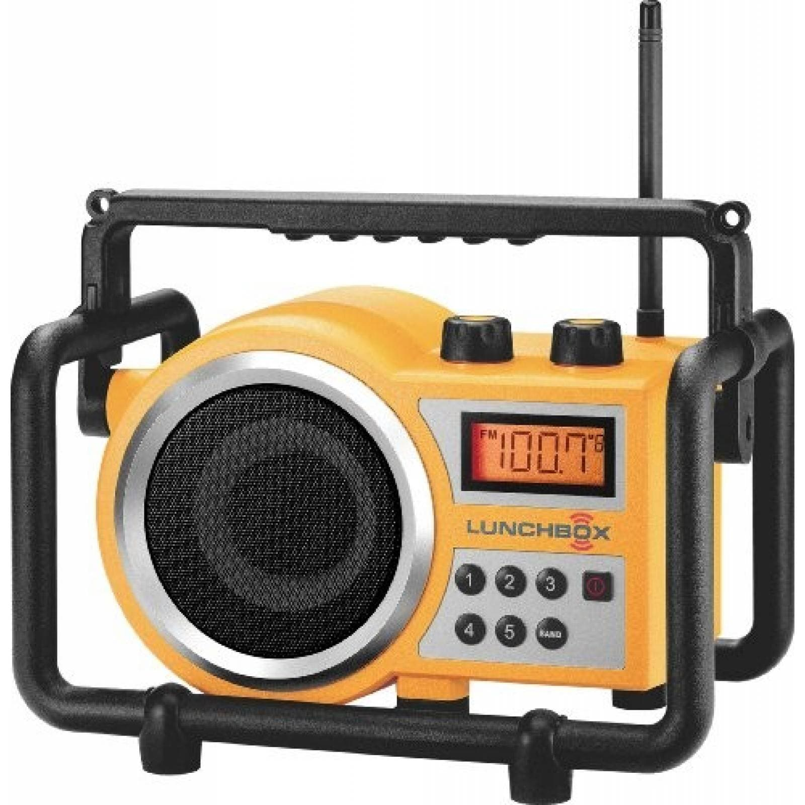 Radio Sangean LB-100 Digital AM/FM Ultra resistente