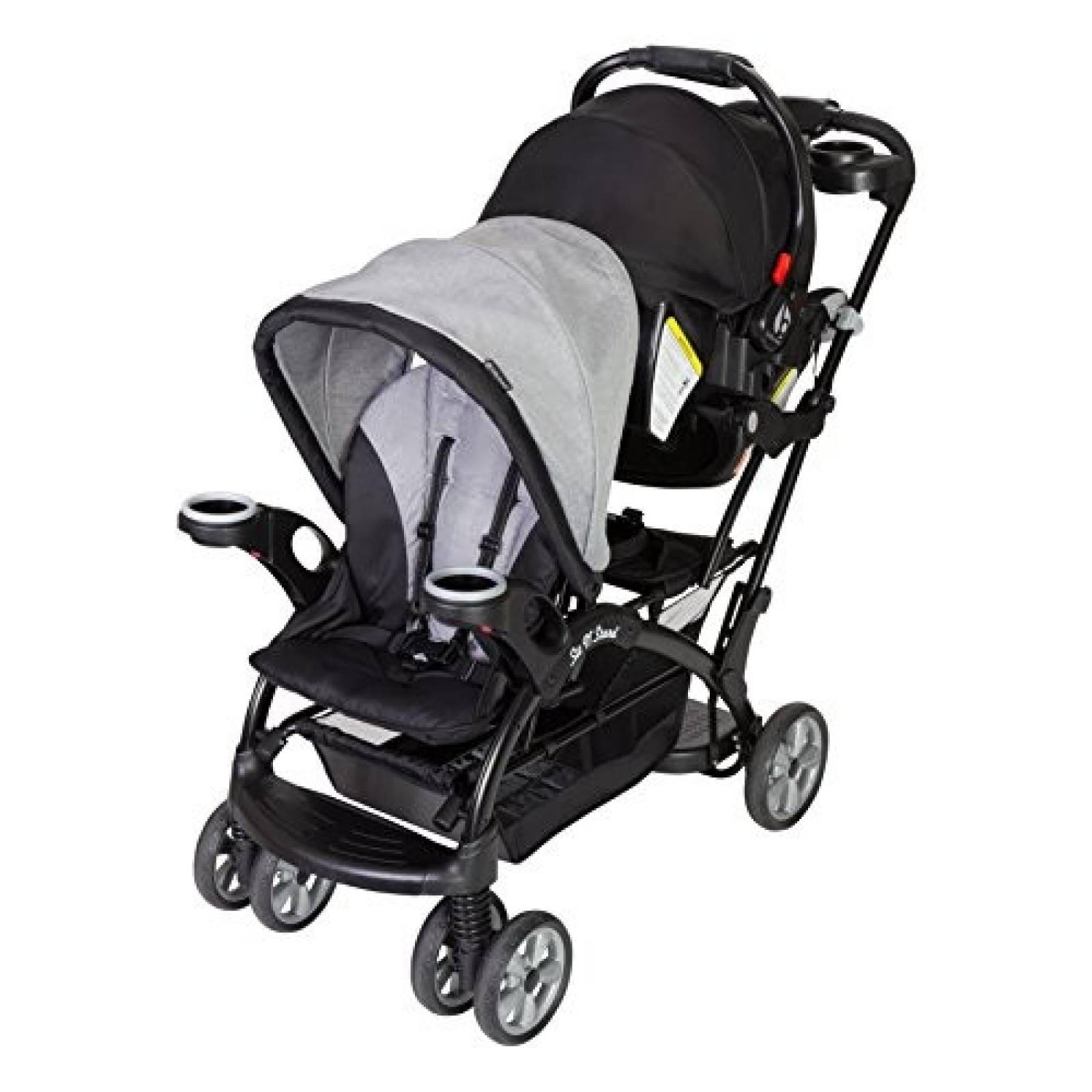 Carriola Baby Trend Sit N Stand individual dos posiciones