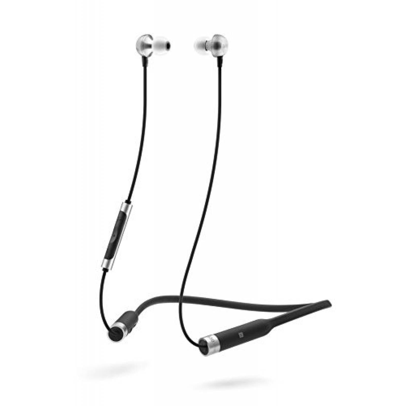 Audífonos RHA MA650 Bluetooth 12hrs Cable de Cuello -Negro