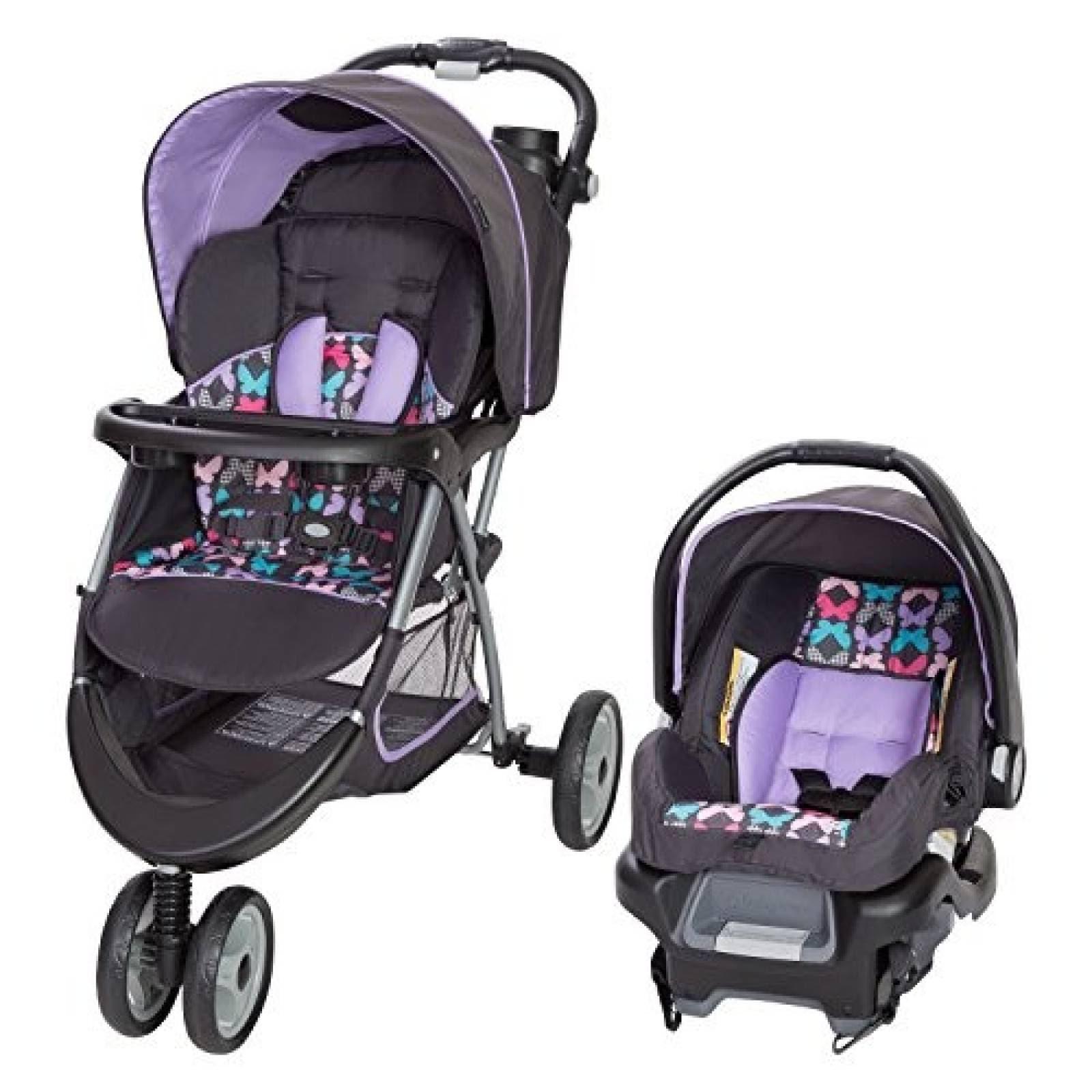 Carriola y Bouncer Baby Trend Ez Ride 35 Ajustable para Bebé