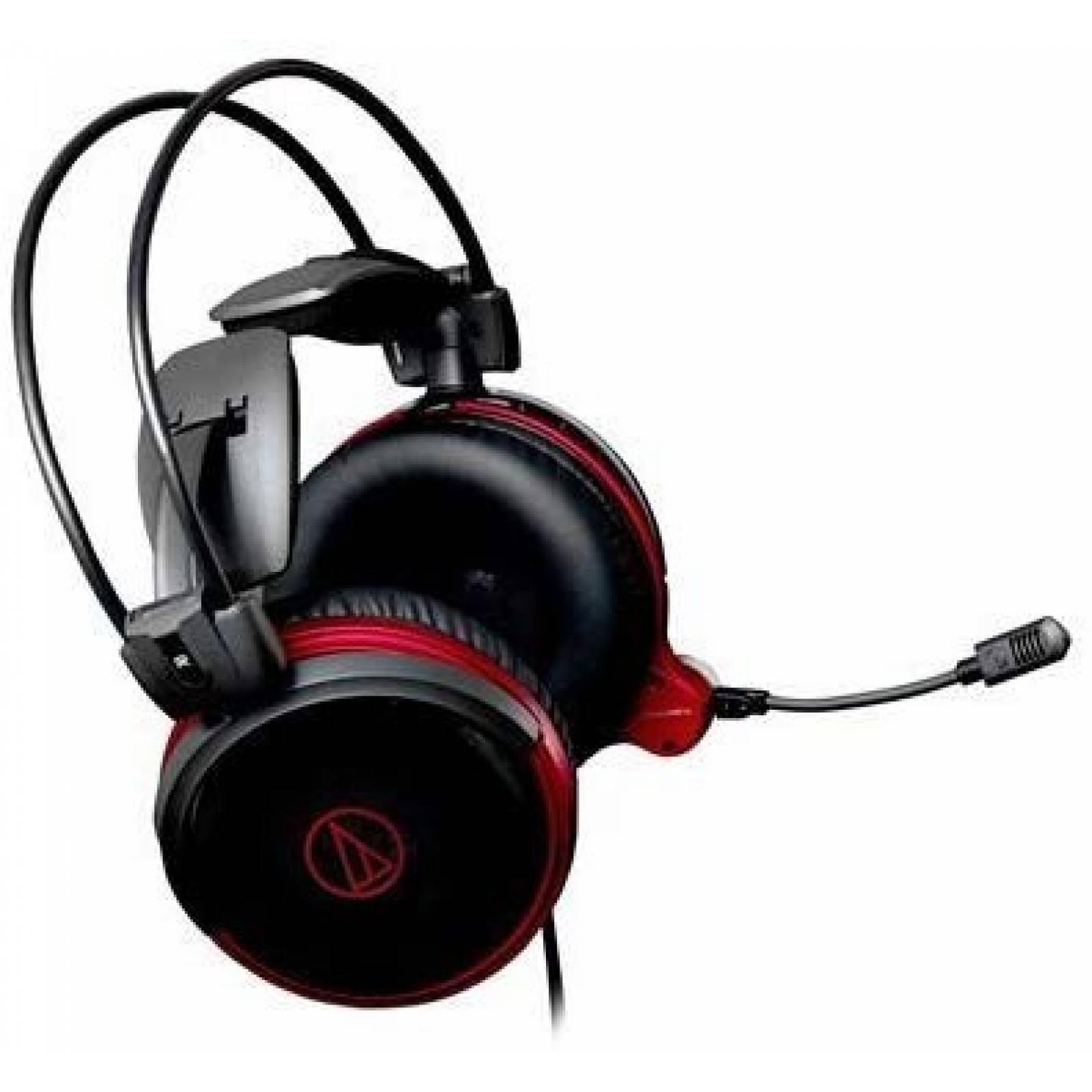 Diadema Gamer Audio-Technica ATH-AG1X cerrado -negro