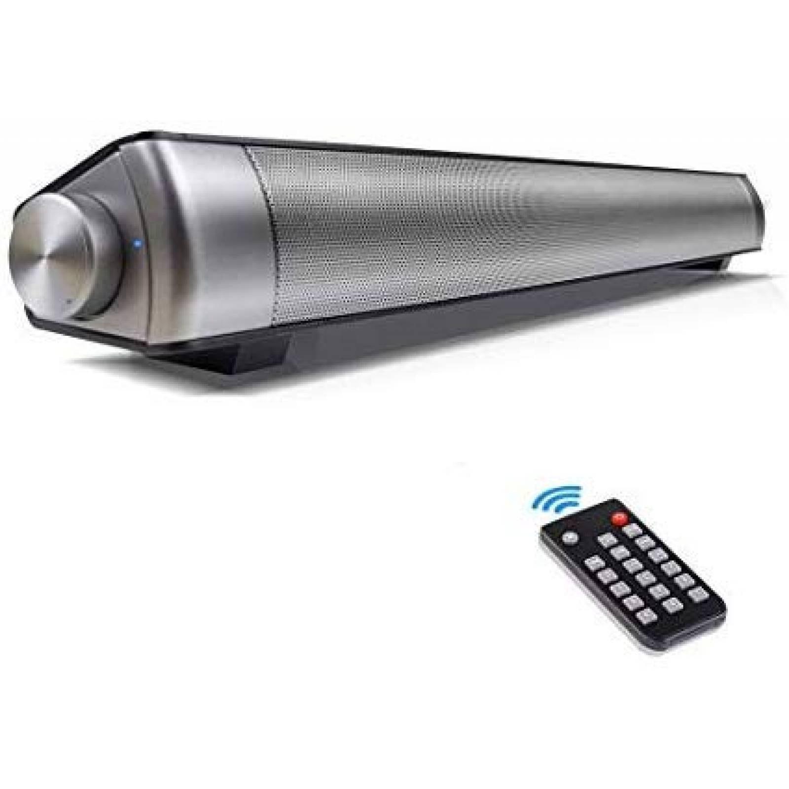 Barra de Sonido AGKupel p/ TV Subwoofer Bluetooth Sonido 3D