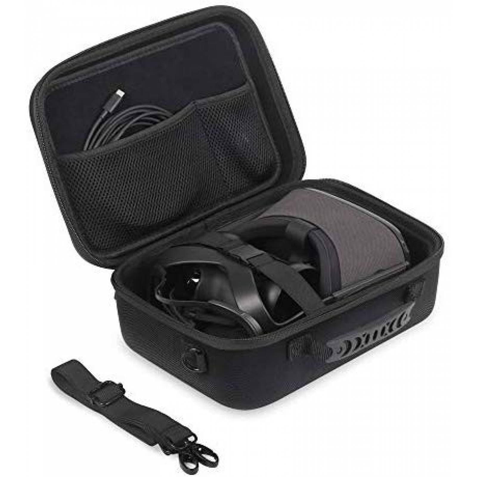 Carcasa Rígida JSVER VC0311 para Juegos de VR -Negro