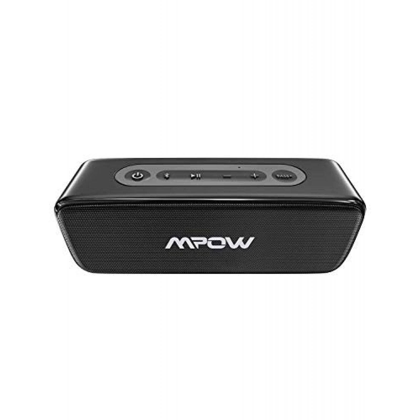 Altavoz Bluetooth Mpow SoundHot R6 impermeable -Negro