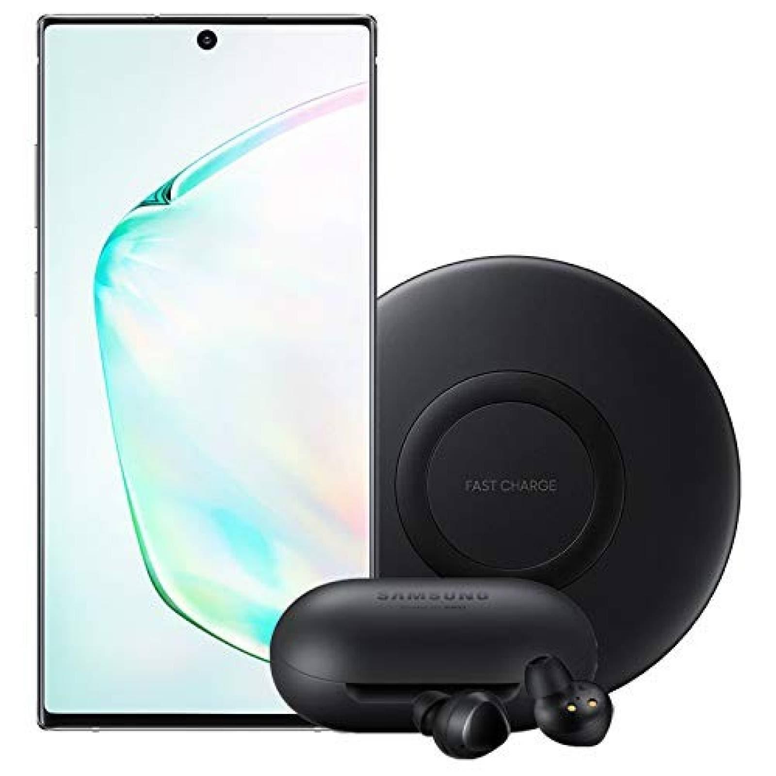 Teléfono celular Samsung Galaxy Note 10+ 256 GB -Blanco