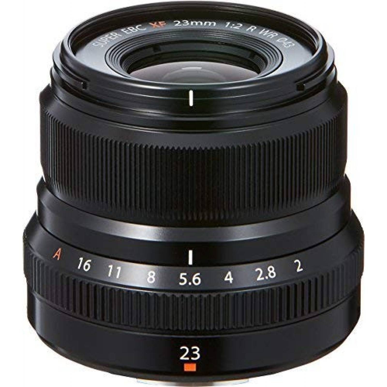 Lente de Cámara Fujifilm XF23mmF2 R WR Gran Angular Versátil