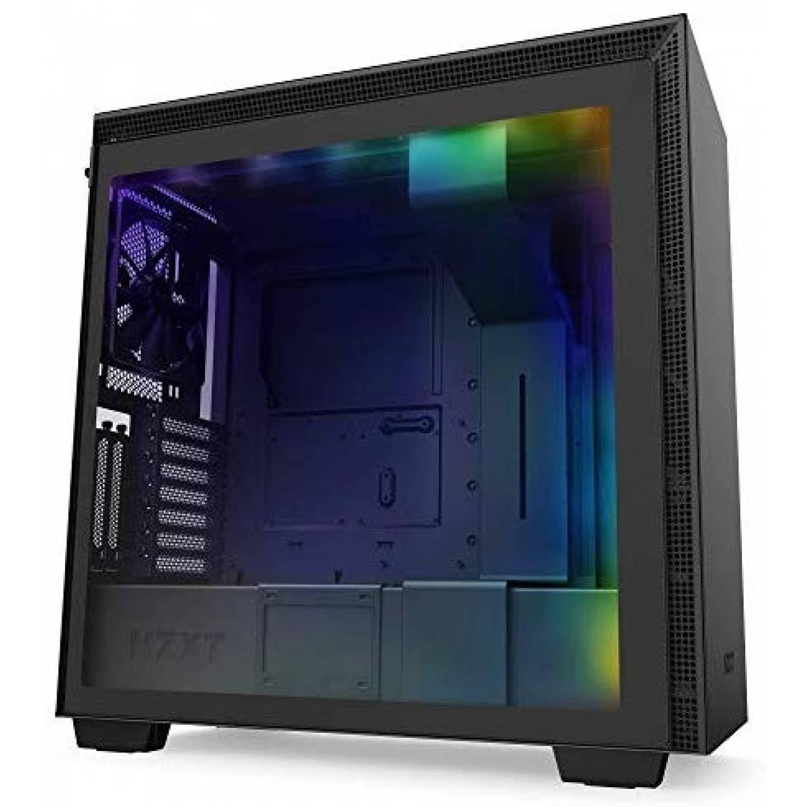 Carcasa para CPU NZXT H710i i-Series GPU Vertical -Negro