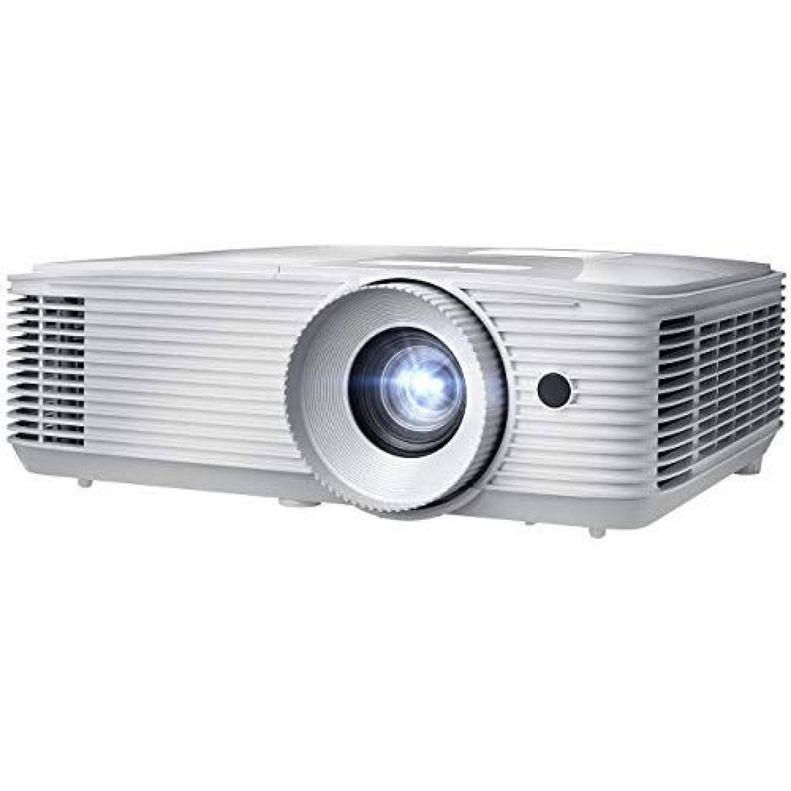 Poryector Optoma EH412 500lm 1080P 4K 10W HDMI VGA -Blanco