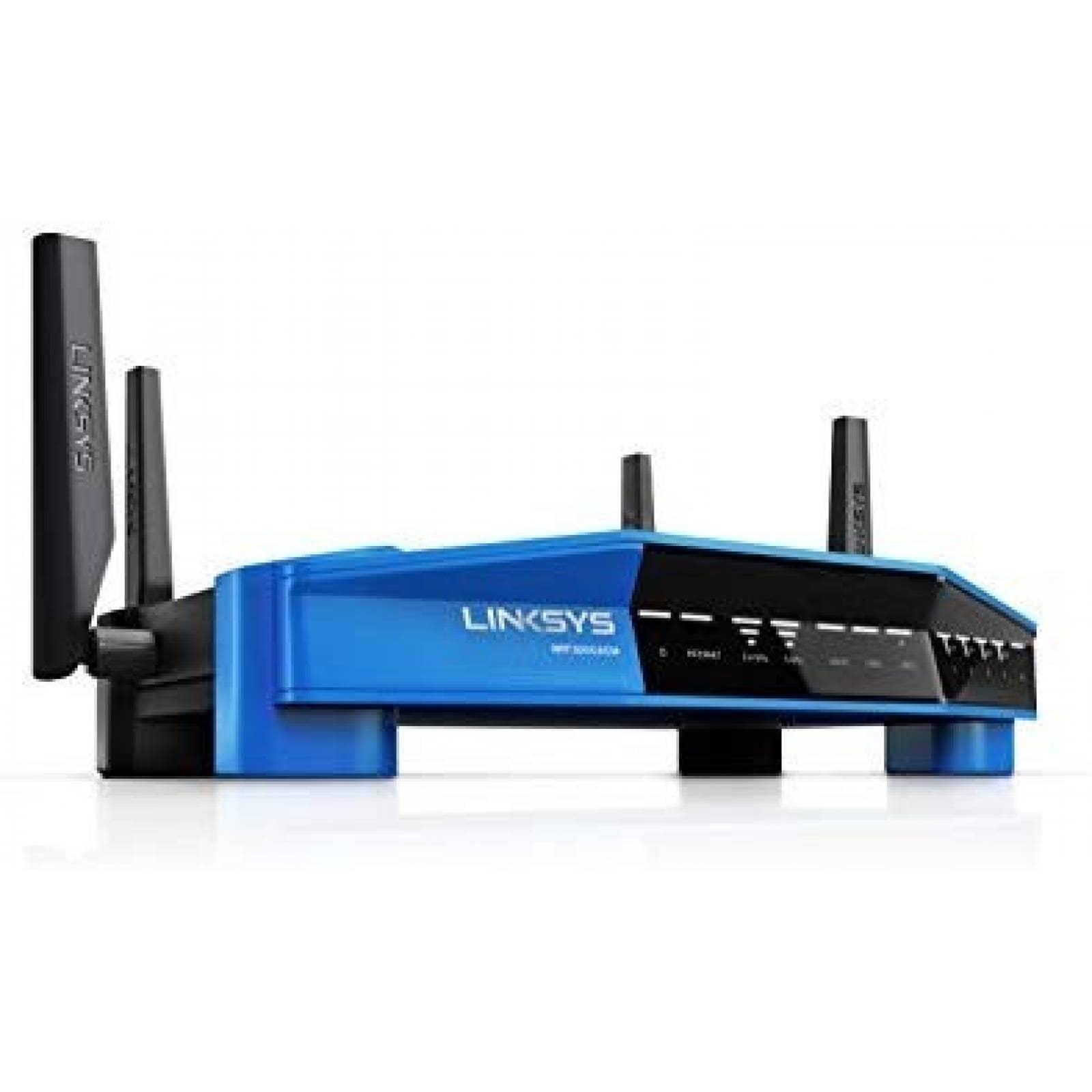 Router Linksys WRT3200ACM MU-MIMO Gigabit Wi-Fi Triple Banda