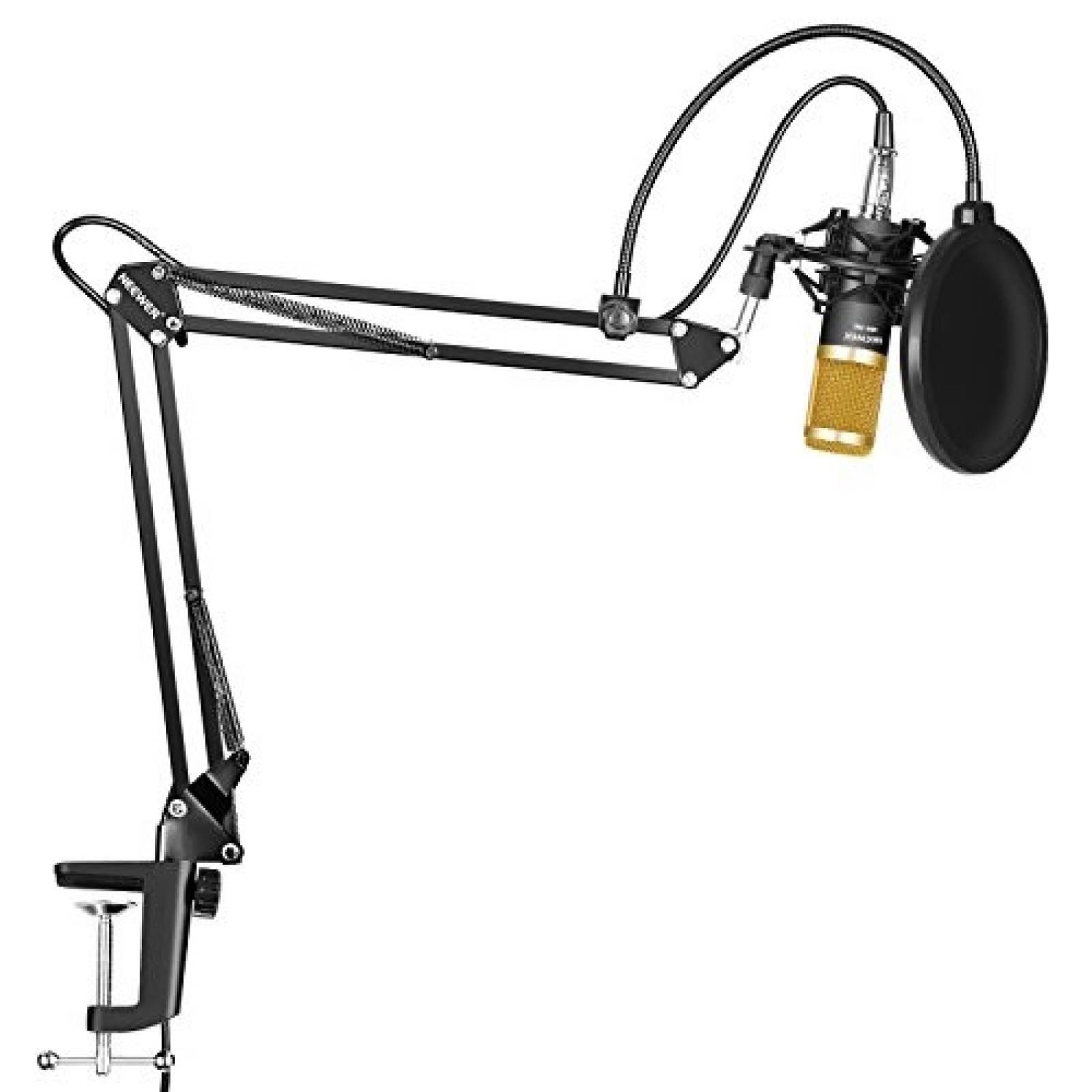 Kit de micrófono condensador Neewer Pro para radio