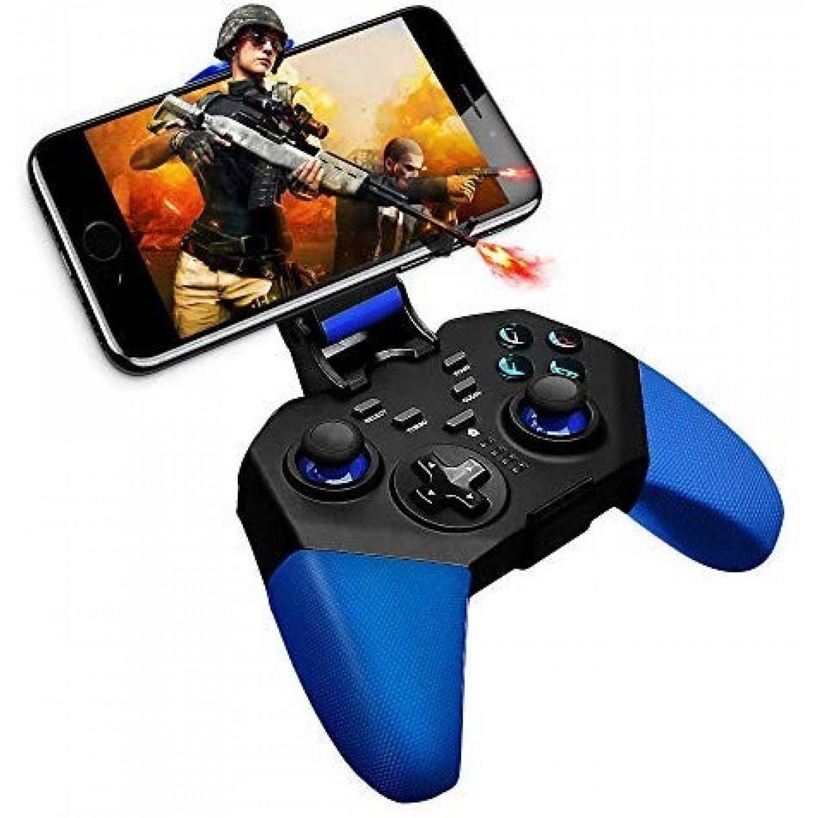 Control Gamer KINGEAR para Smartphone Android iOS -Azul