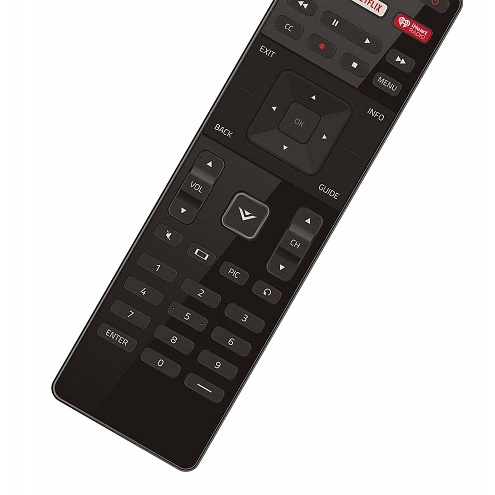 Nuevo Control remoto con XRT122 de Vizio LCD LED HD TV E28hc