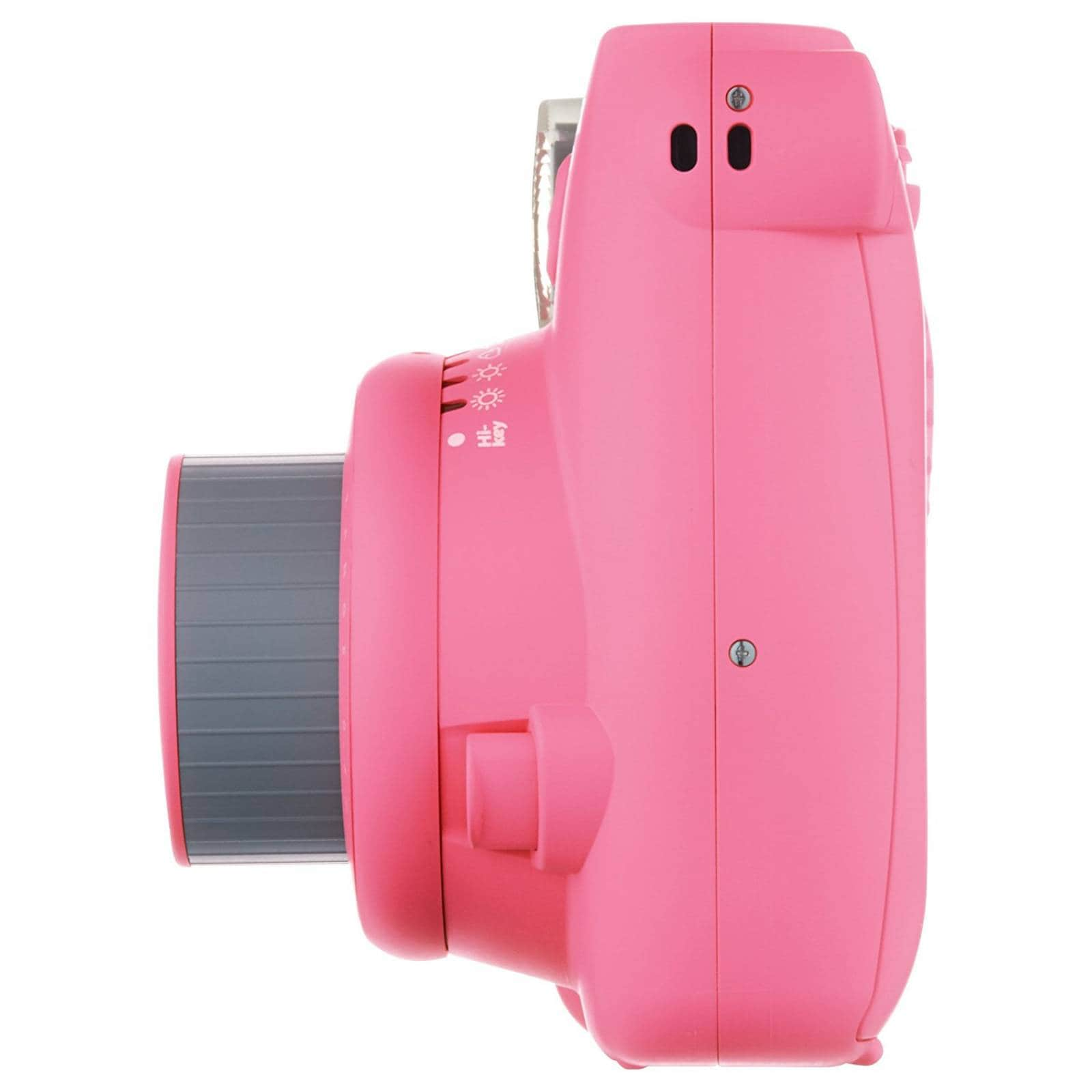Cámara Instax Mini 9 Fujifilm 35cm A 50cm -rosa Flamingo