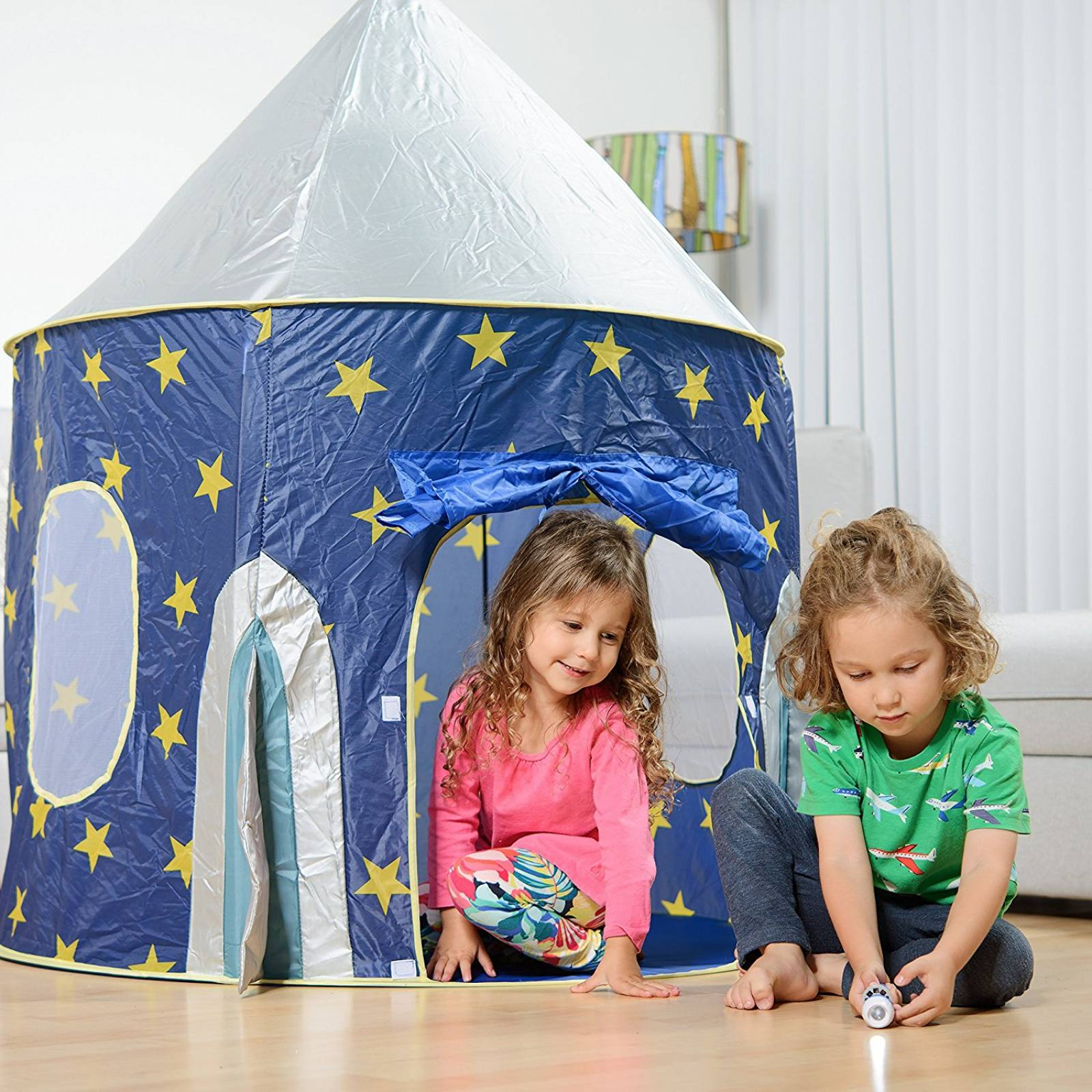 Tienda De Campaña Para Niños Usa Toyz Nave Espacial