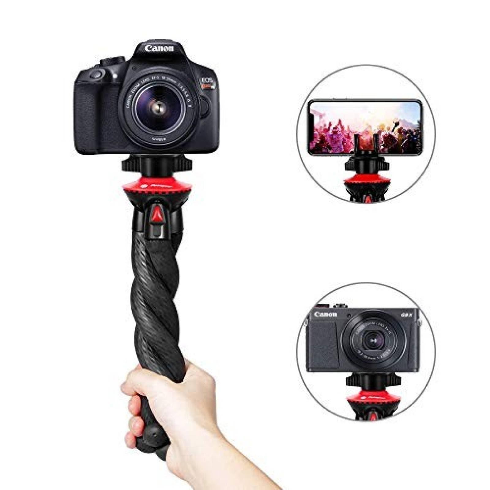 Trípode Fotopro UFO Basic Smartphone Impermeable -Negro