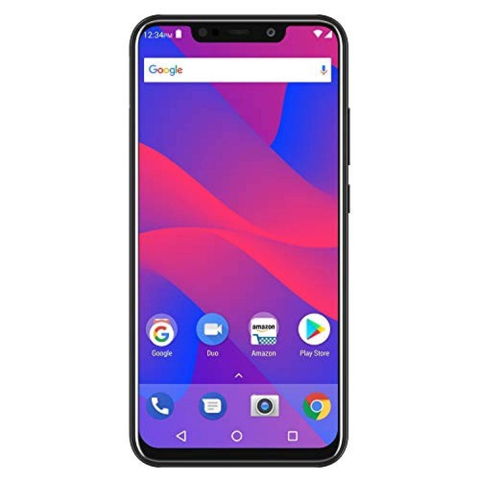 Teléfono celular BLU VIVO XL4 6.2'' 32GB 3GB RAM -Negro