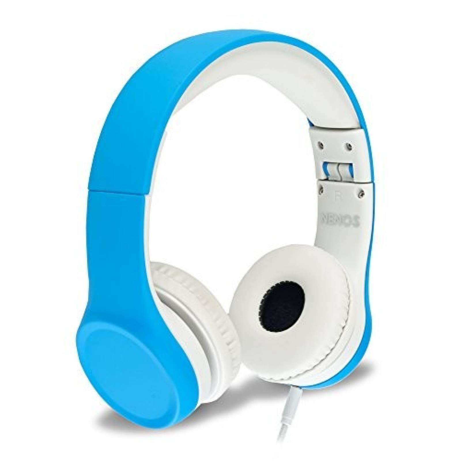 Audífonos de oído Nenos para niños límite volumen -Azul