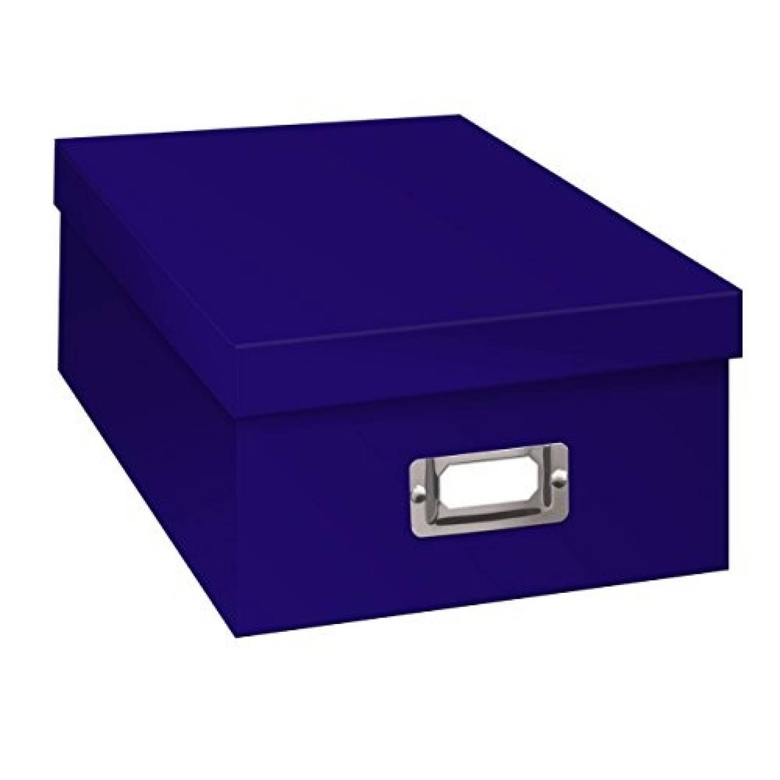 Caja de Almacenamiento Pioneer Photo Albums B-1S -Azul