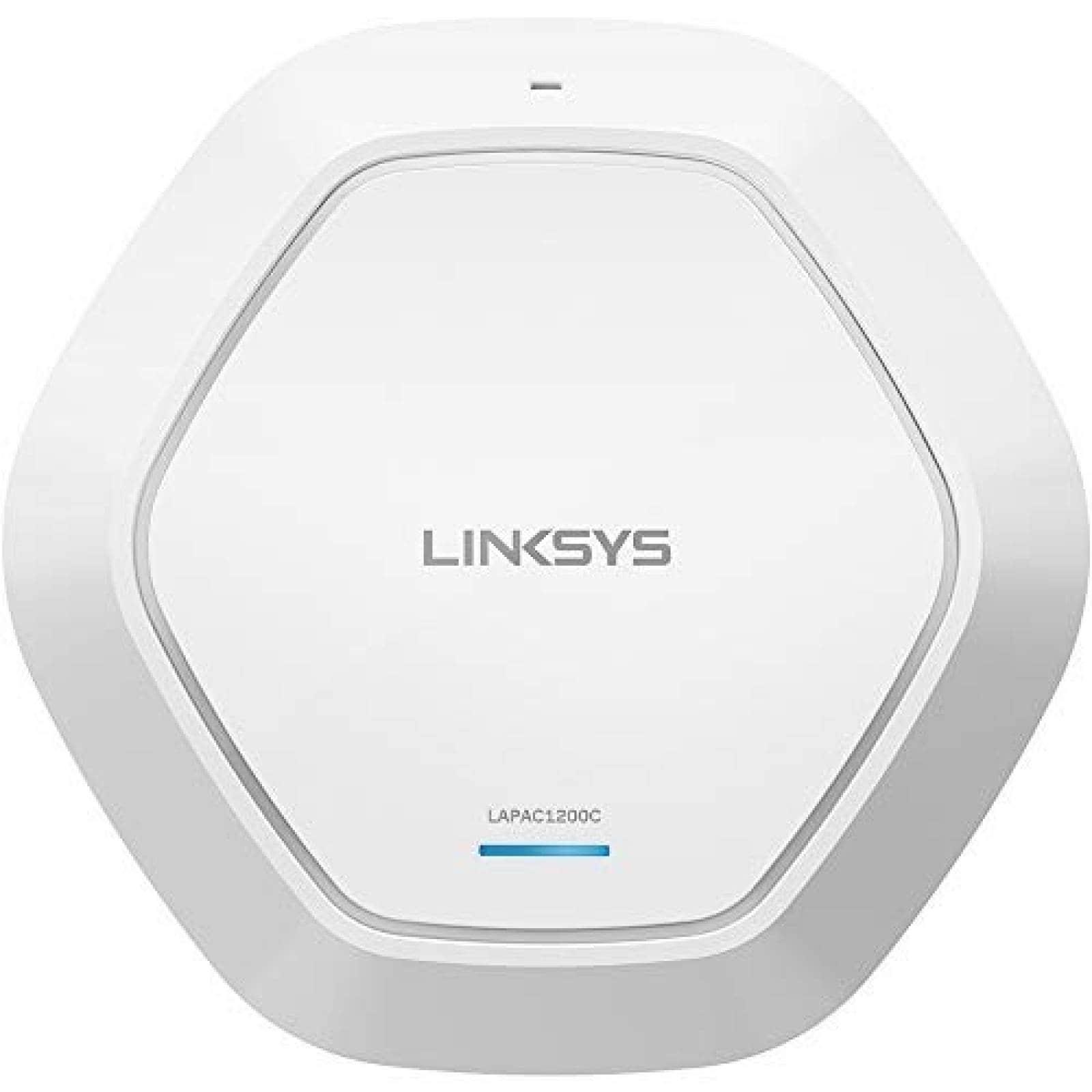 Punto de acceso Linksys AC1200 WiFi PoE banda dual 2.4-5 GHz