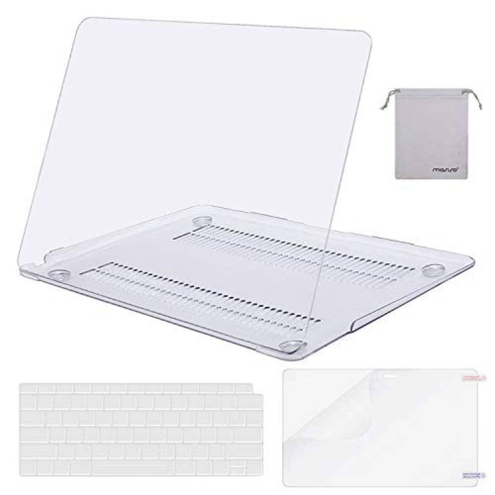 Carcasa para laptop MOSISO MacBook Air 13'' 2018 A1932 -Tran