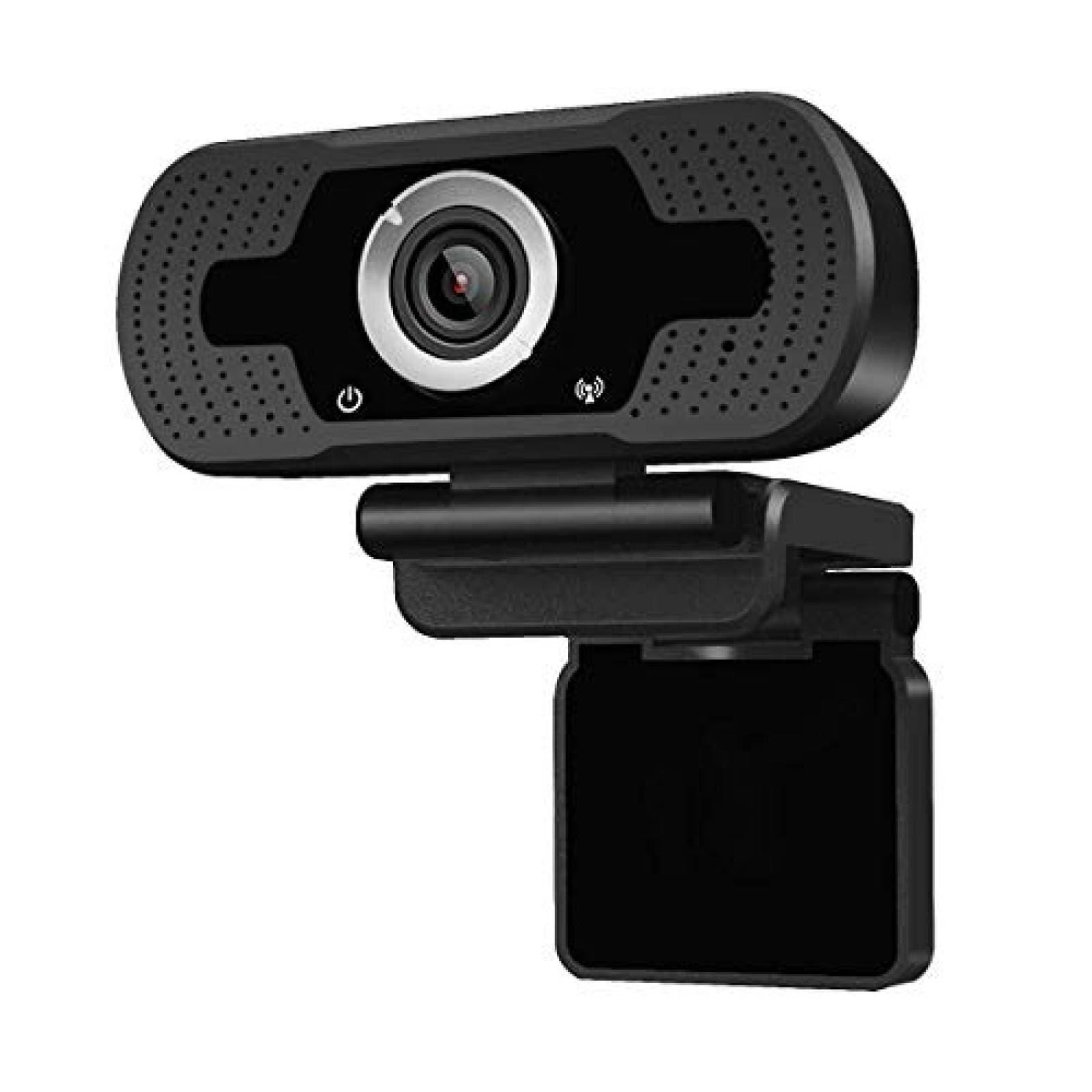 Webcam Anivia Full HD 1080p USB con clip giratorio flexible