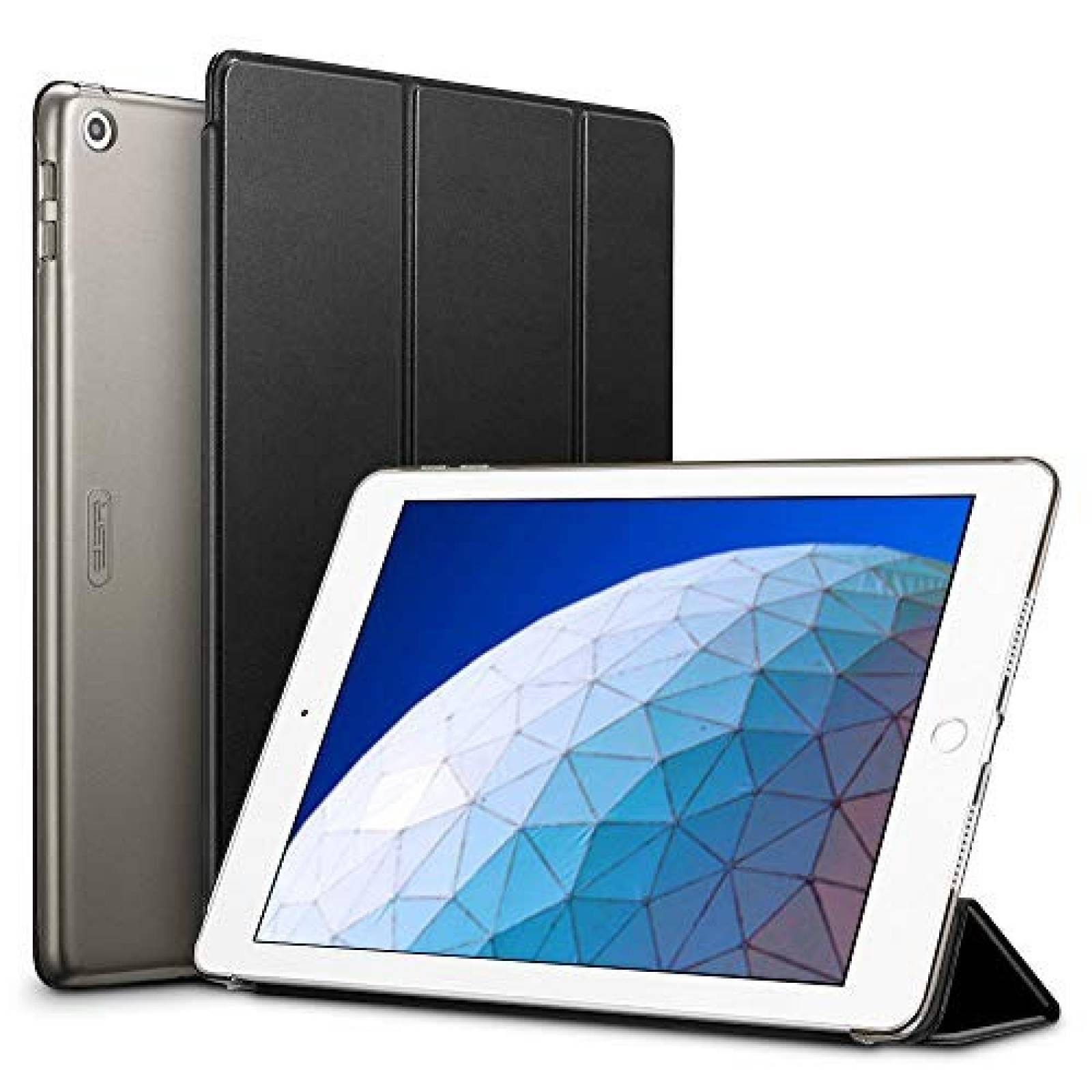 Funda ESR Yipee iPad Air 3 10.5'' 2019 -Negro