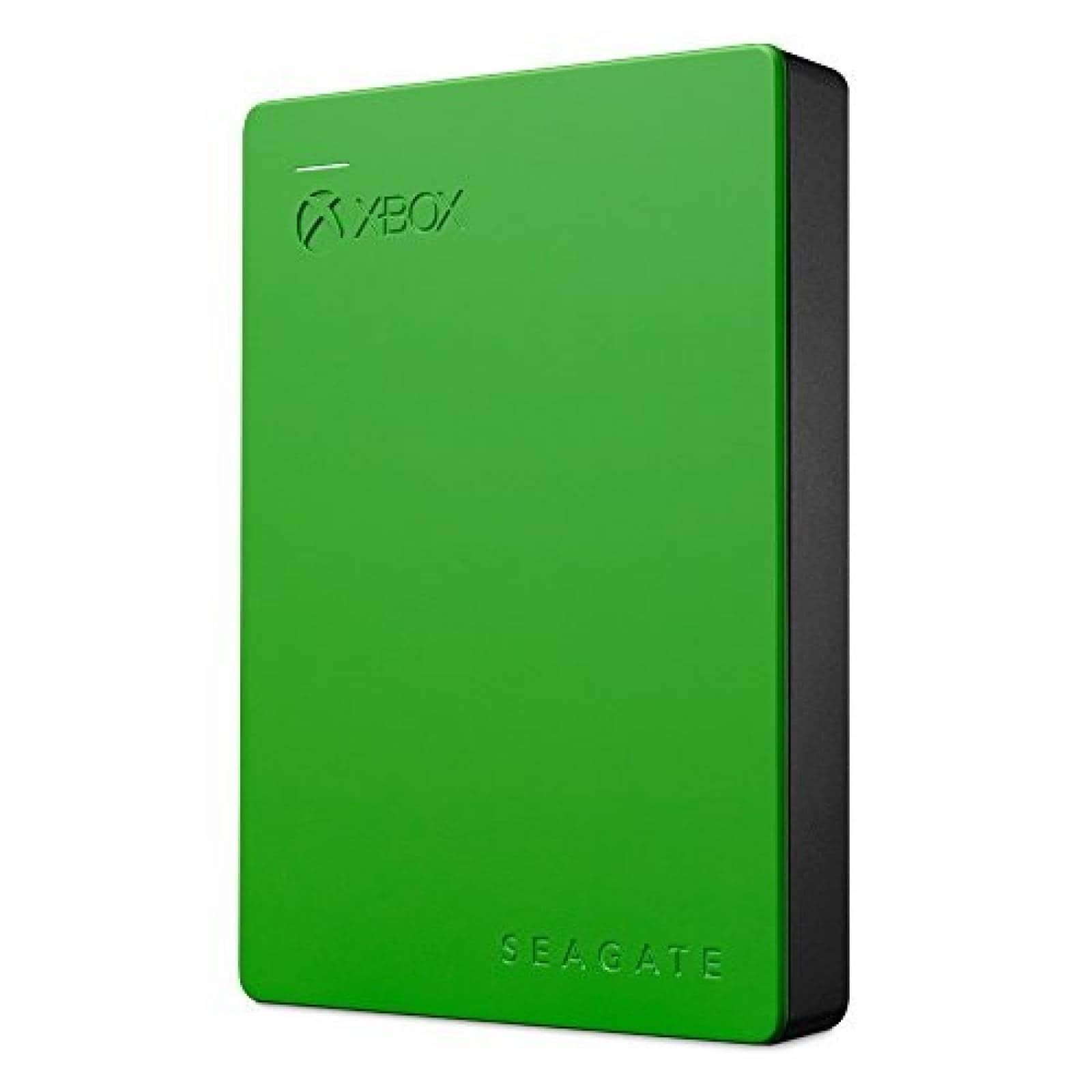 Memoria Seagate STEA4000402 Xbox One 4TB -Verde
