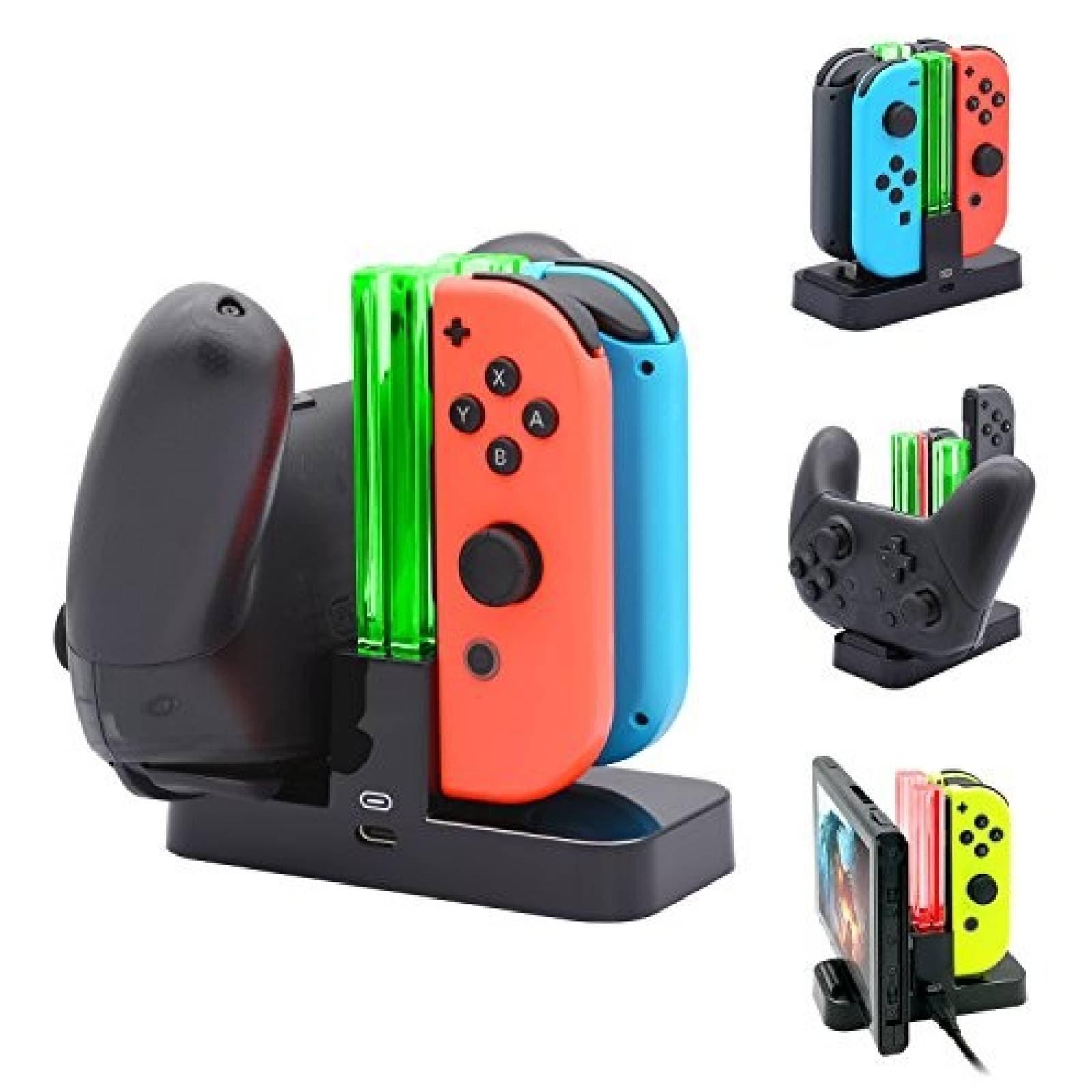 Cargador para control remoto FASTSNAIL Nintendo Switch
