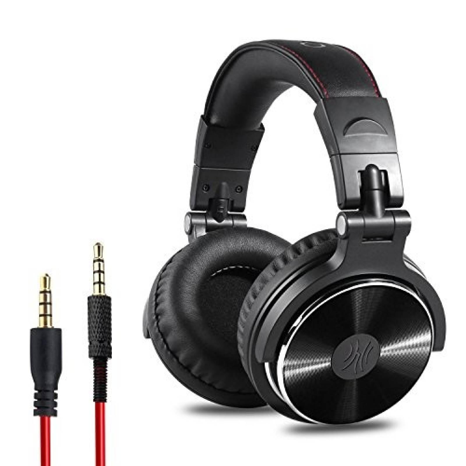 Audífonos Dibidog DJ Estudio Profesional Cable Doble Función