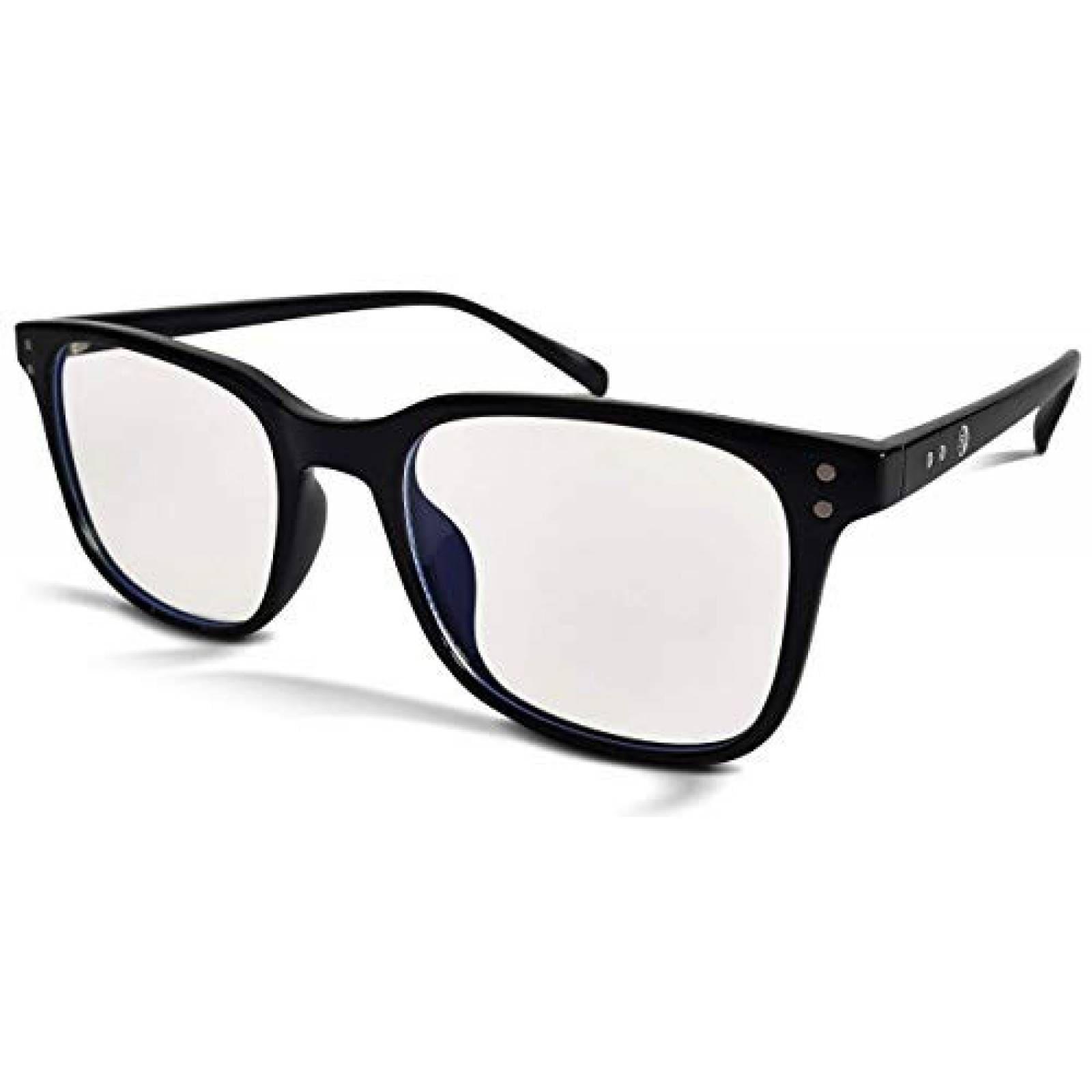 Gafas de bloqueo de luz azul Sun Nowa TR90 anti UV -Negro