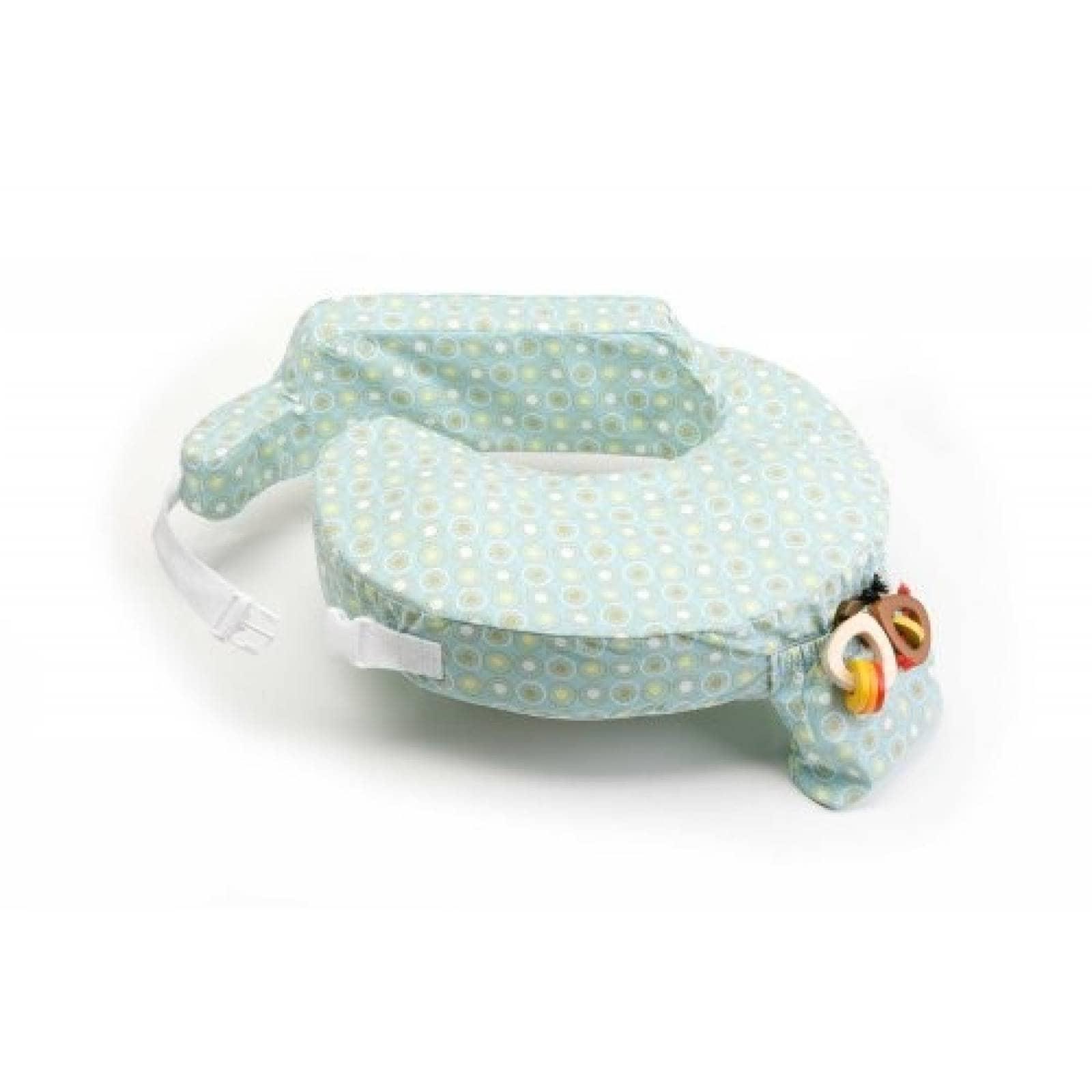 Almohada para lactancia My Brest Friend Original -Azul claro