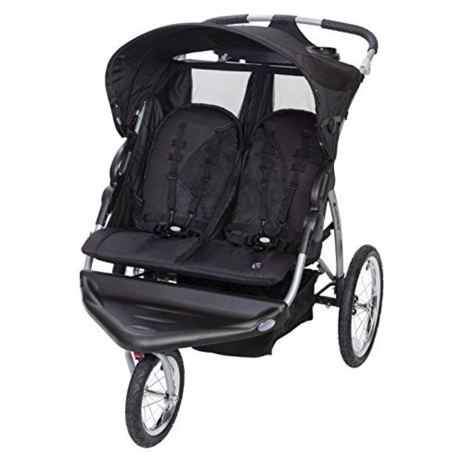 Carriola doble Baby Trend Expedition EX para trotar