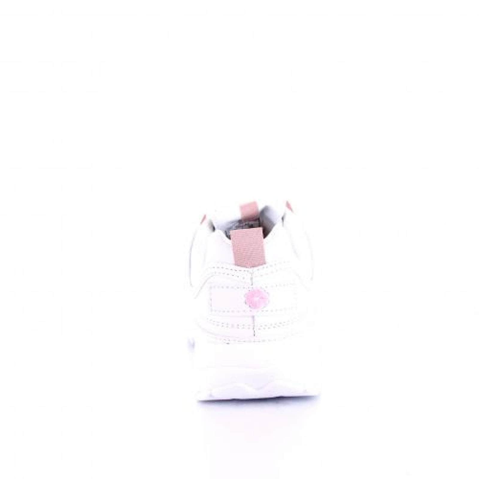 Tenis para Mujer Redberry 12007 054195 Color Blanco Rosa