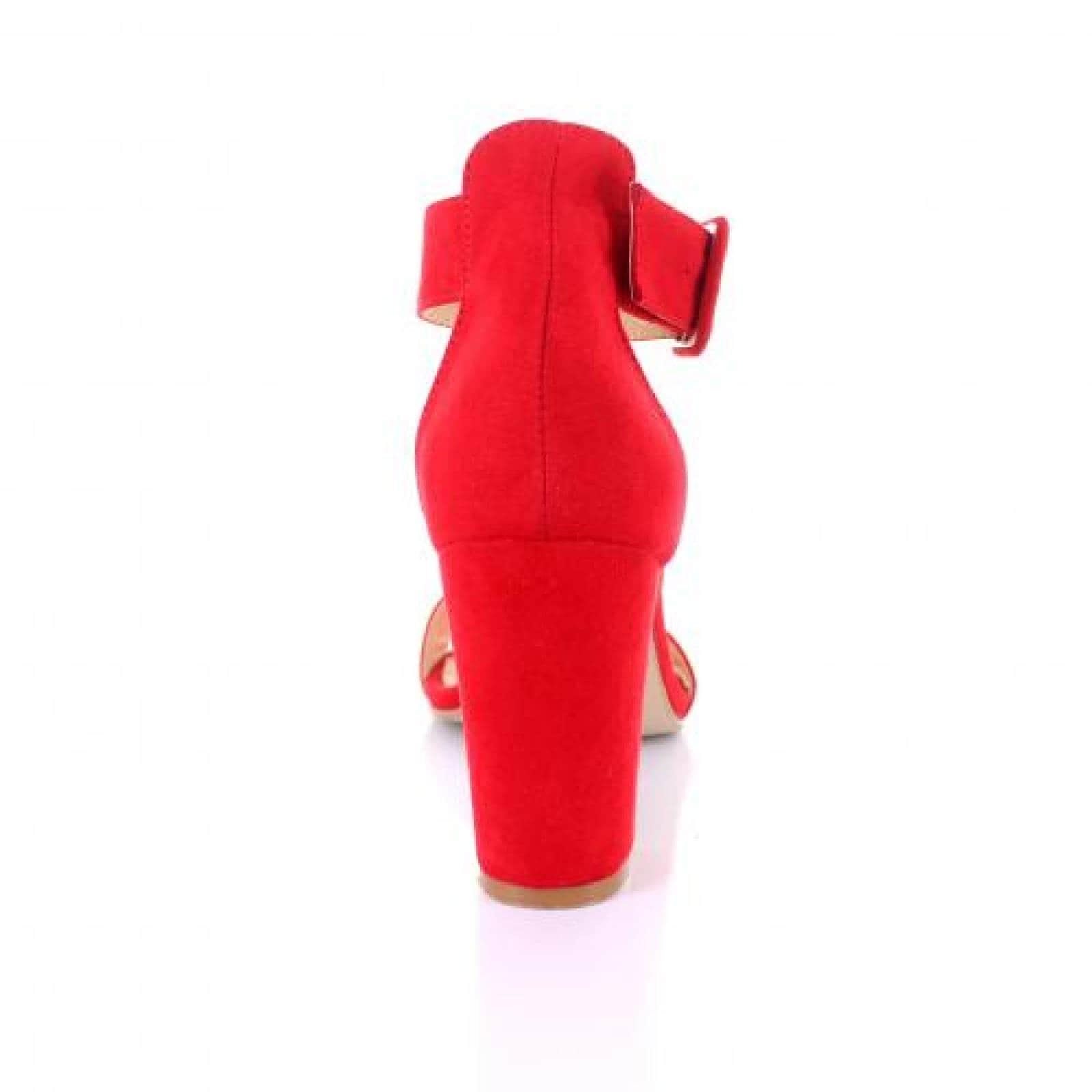 Zapatilla para Mujer Emilio Bazan 953 054249 Color Flama