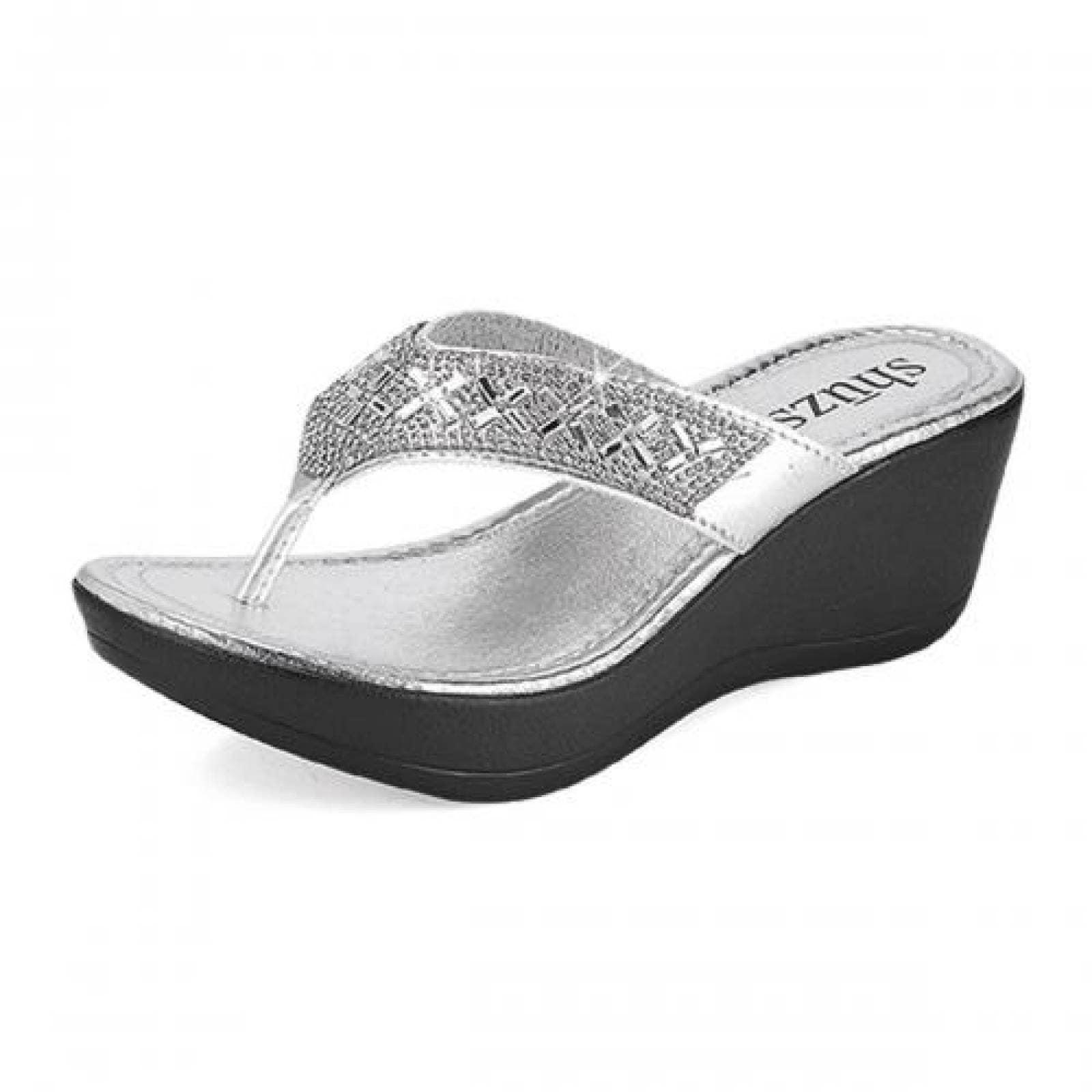Sandalia para Mujer Shuzs P2409 054931 Color Plata