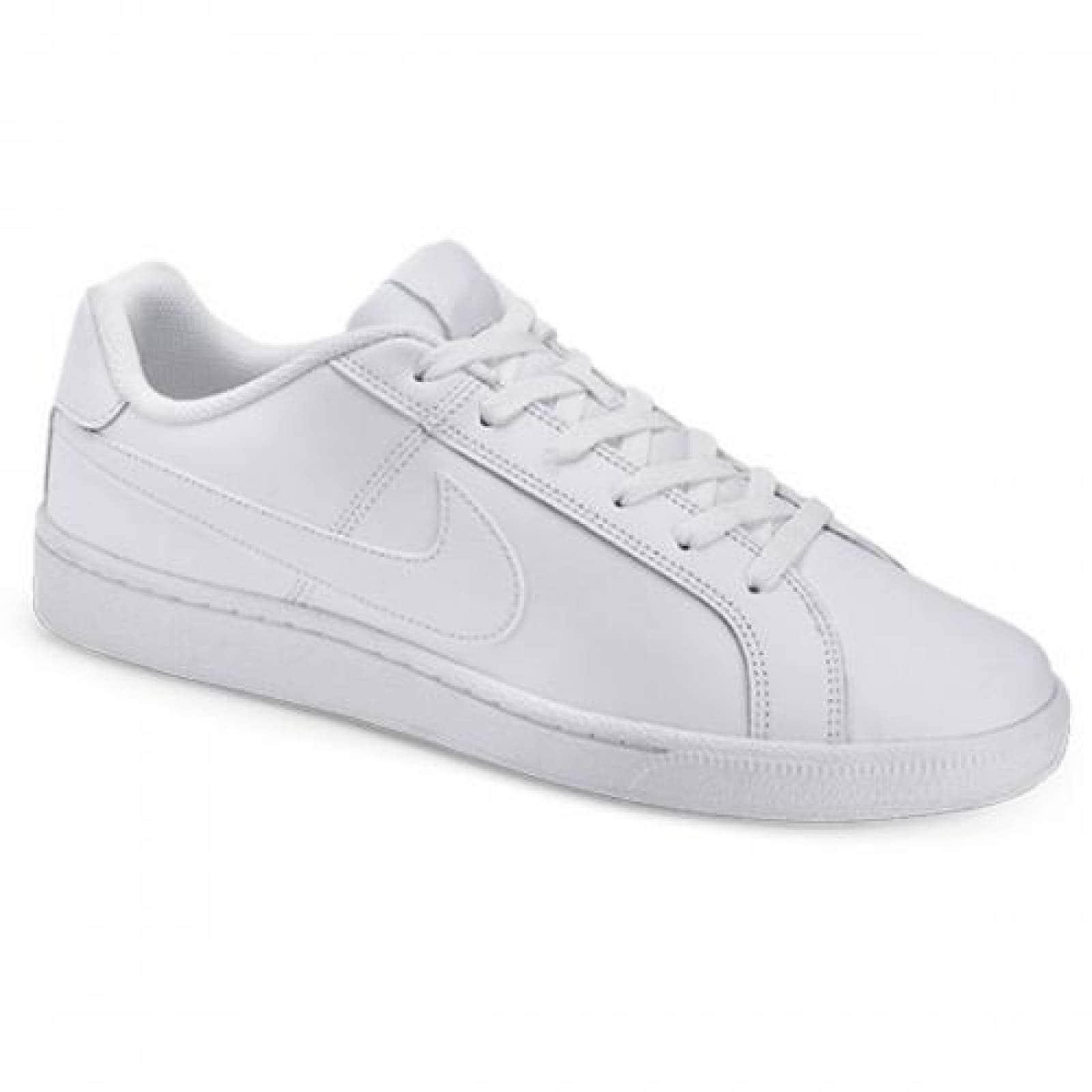 Tenis para Hombre Nike 47111 056073 Color Blanco