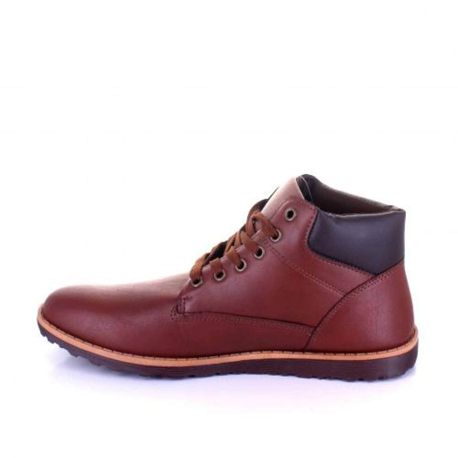Botin para Hombre Swiss Navy 15631 055455 Color Brown