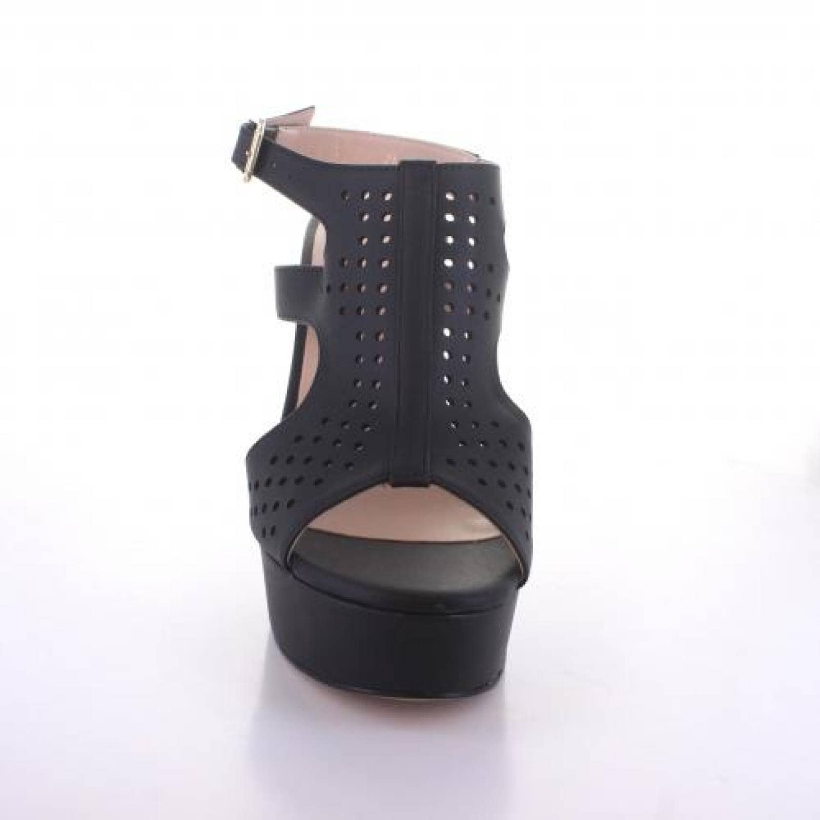Zapatilla para Mujer Emilio Bazan   Distribucion 4011 052076 Color Negro