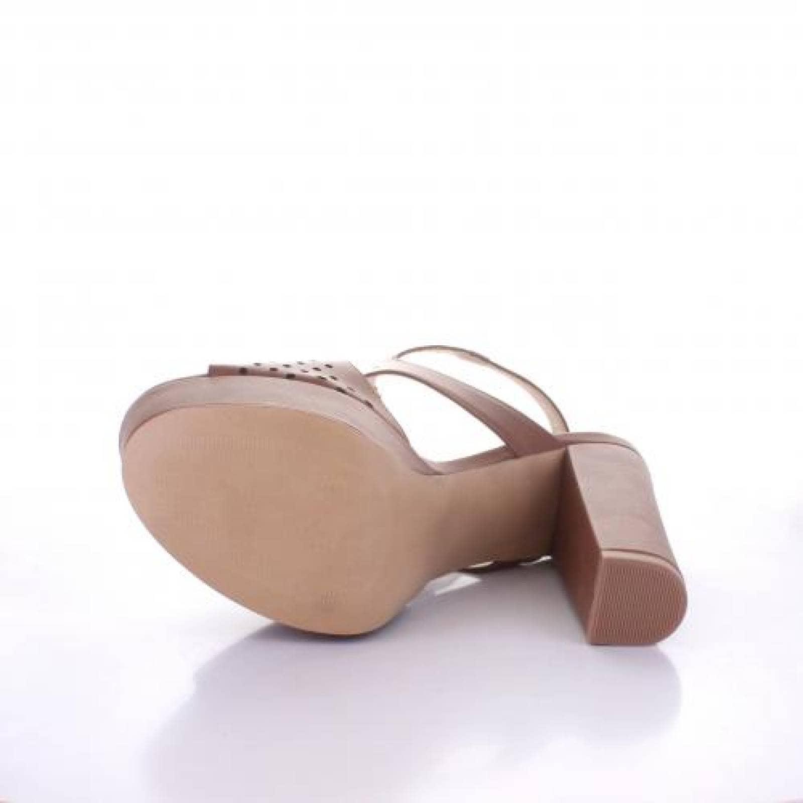 Zapatilla para Mujer Emilio Bazan   Distribucion 4011 052075 Color Cajeta