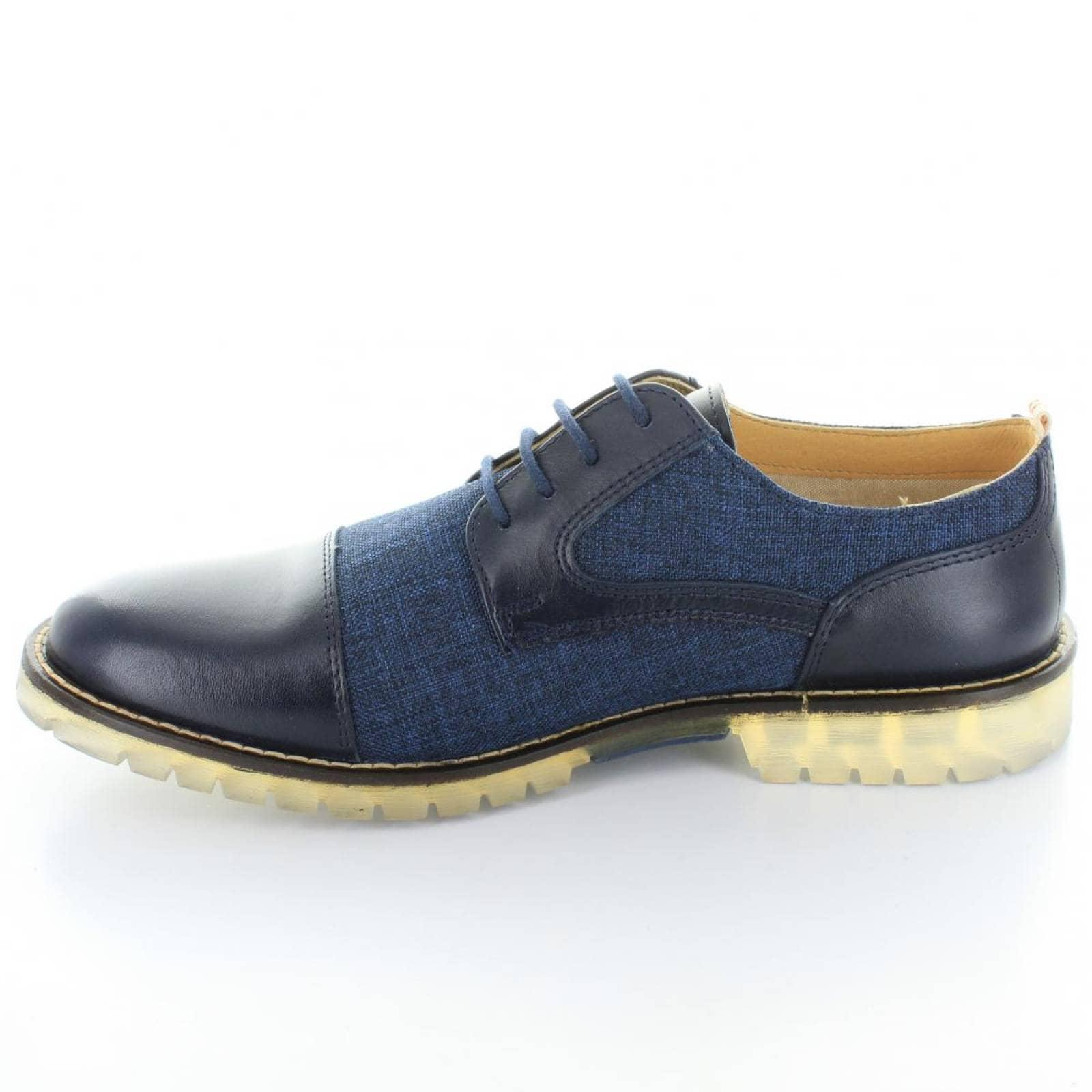 7796b0cf00 Zapato para hombre brantano 701 045149 color marino