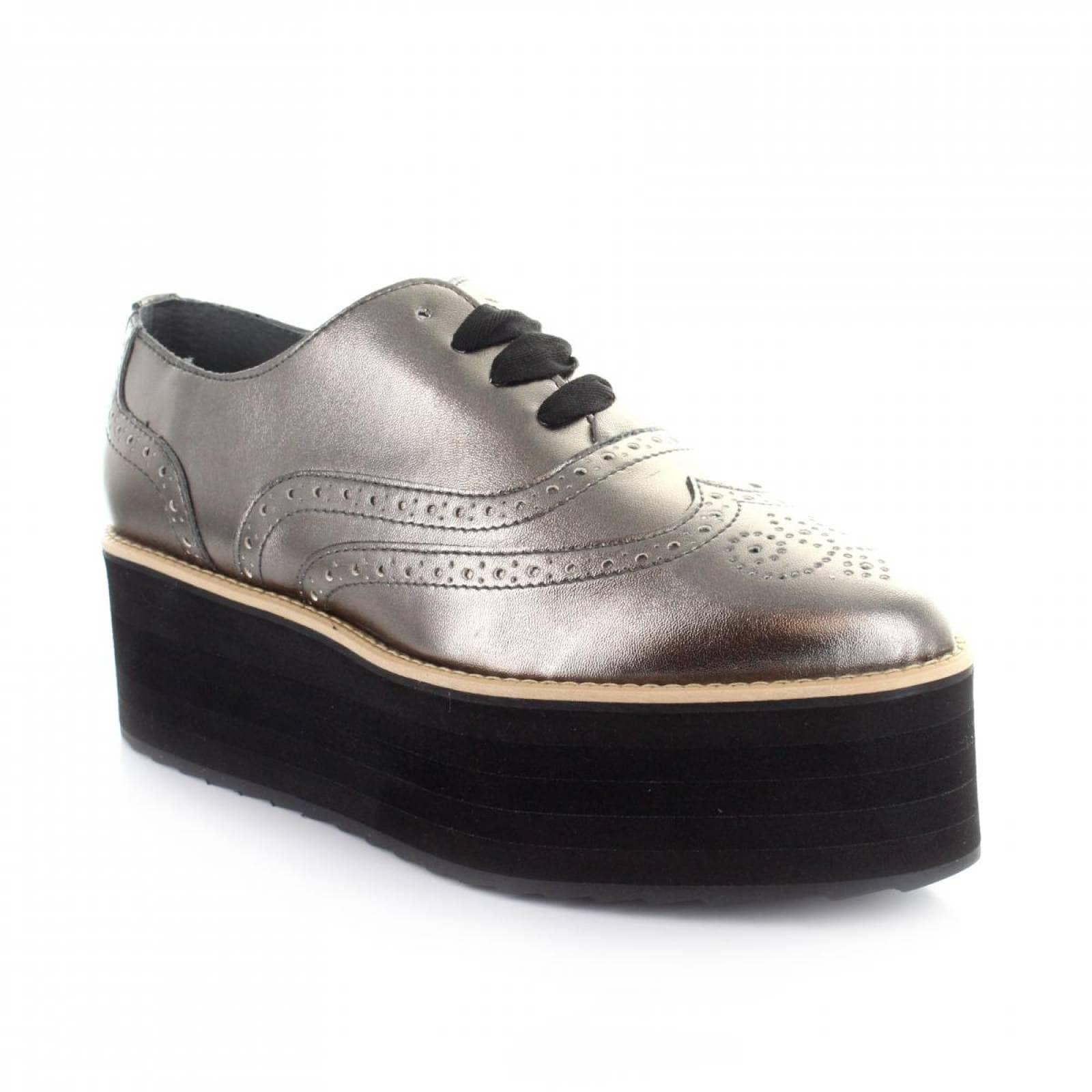 Zapato para Mujer Brantano 9246 049771 Color Inox