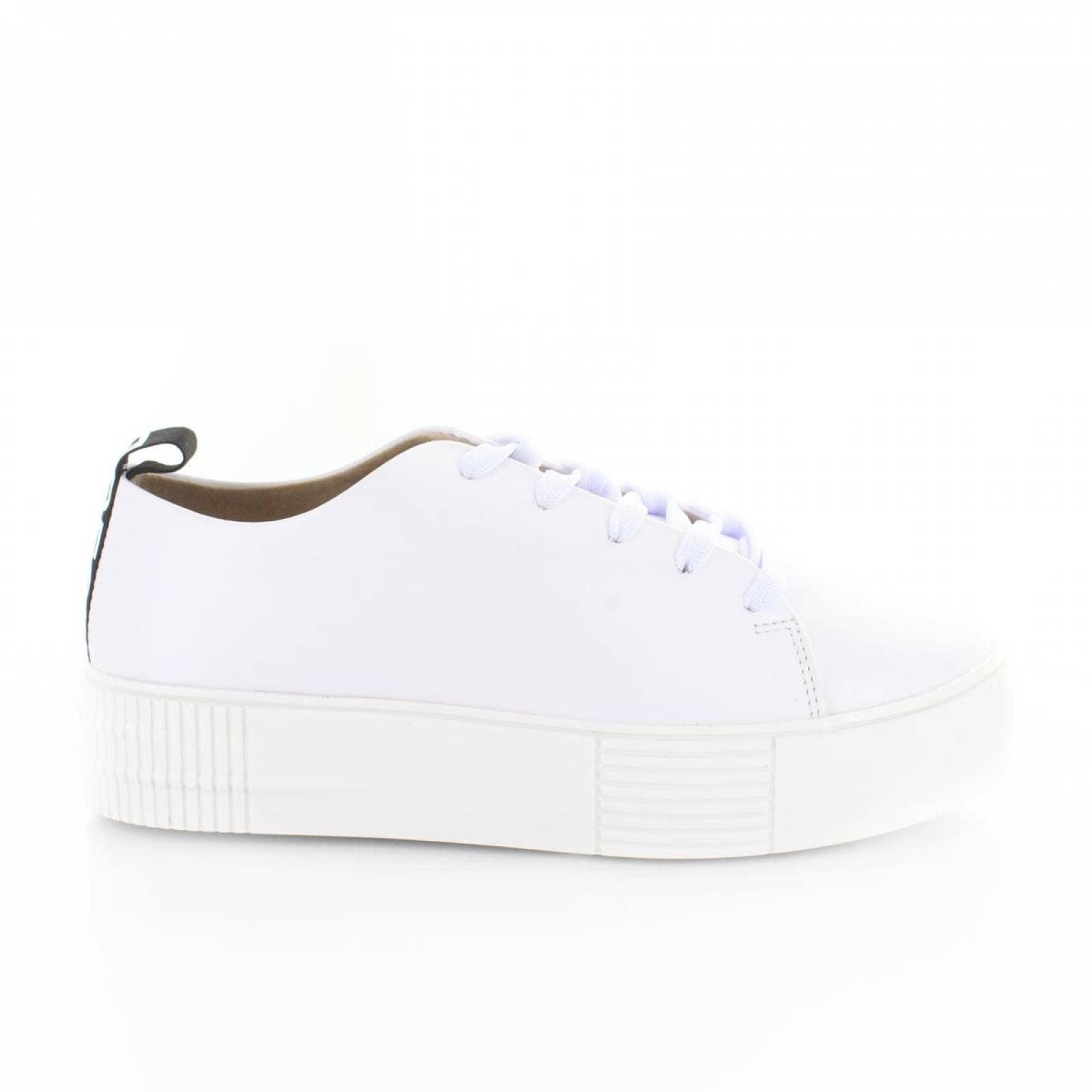 Tenis para Mujer Brantano 4553 049776 Color Blanco