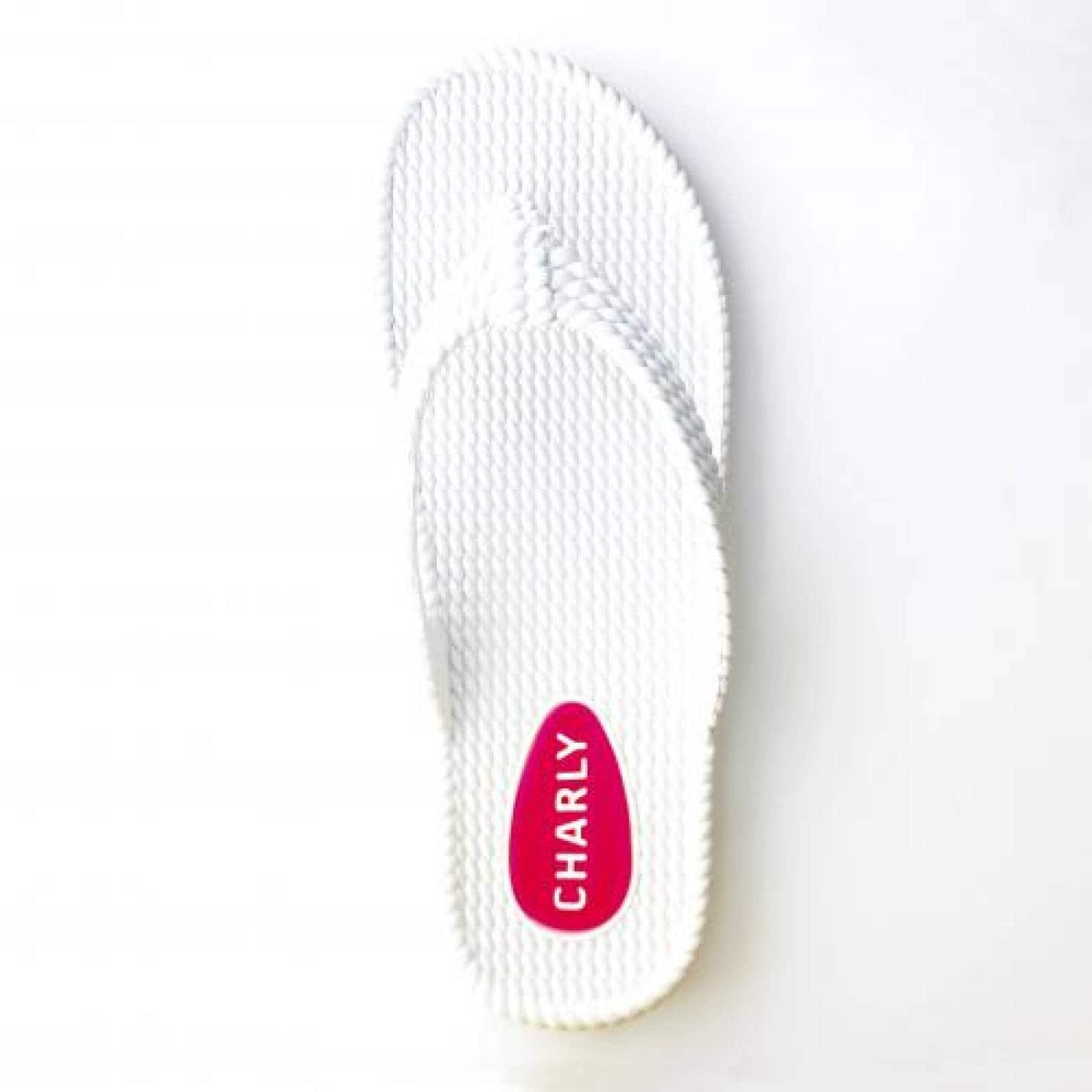Sandalia para Mujer Charly Consigna 1090190 041654 Color Blanco