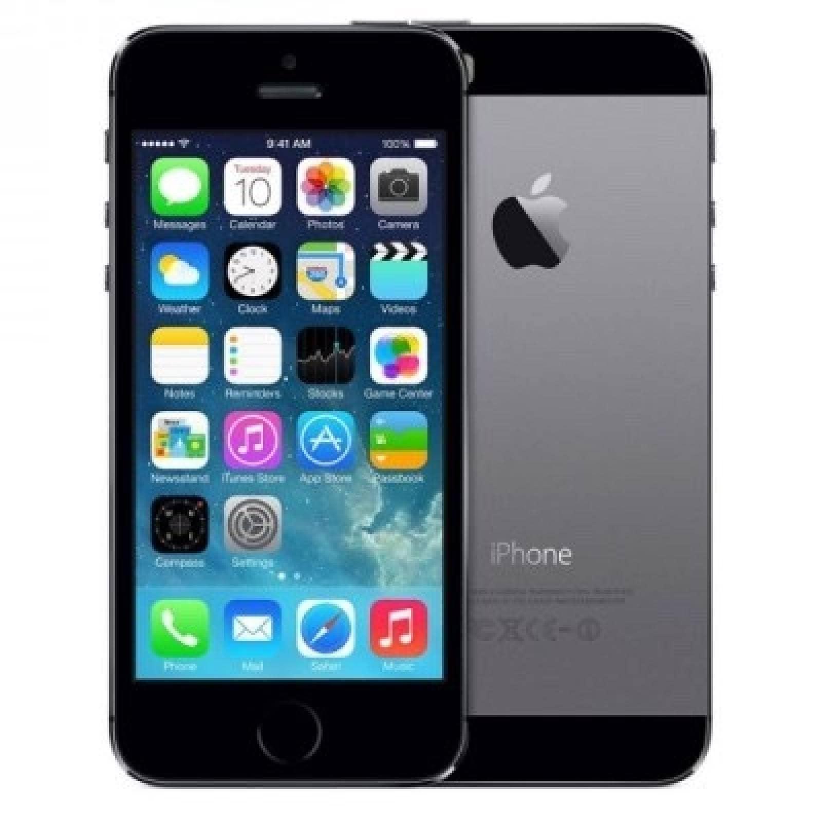 Iphone 5s 16gb Apple Desbloqueado Recondicionado