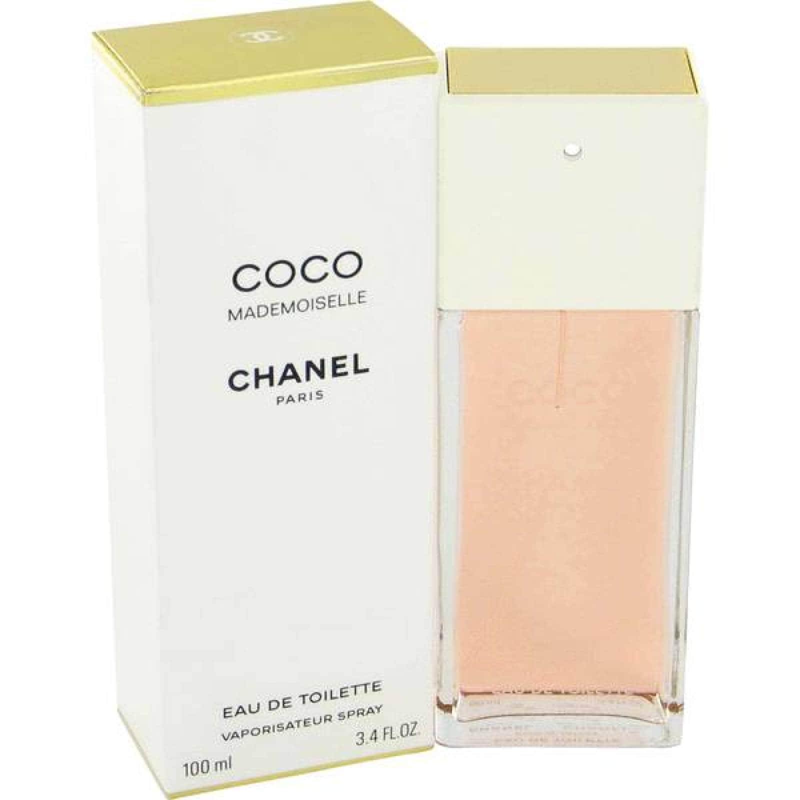 Coco Mademoiselle Dama Chanel 100 ml Edt Spray